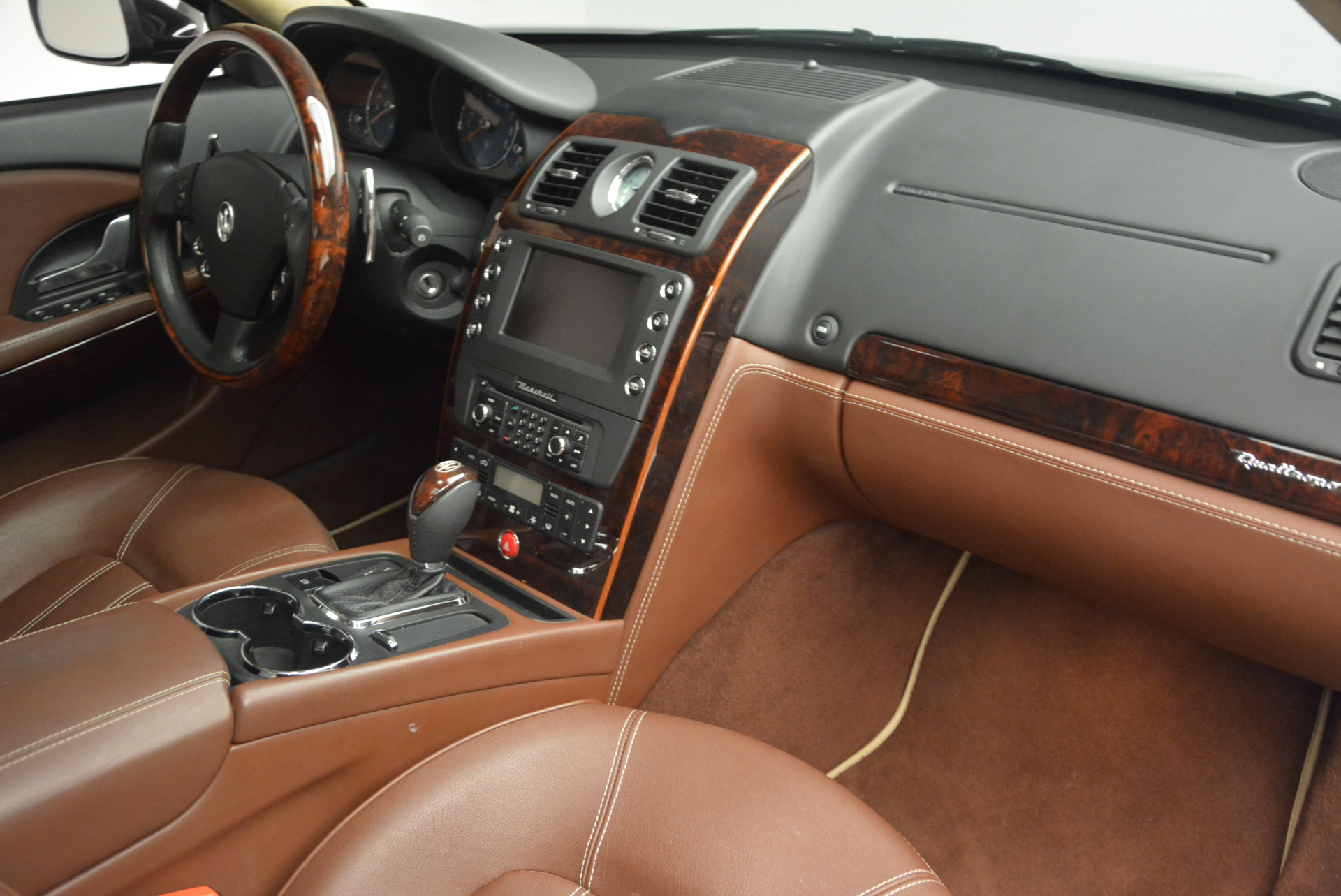 Used 2013 Maserati Quattroporte S For Sale In Greenwich, CT 1012_p22