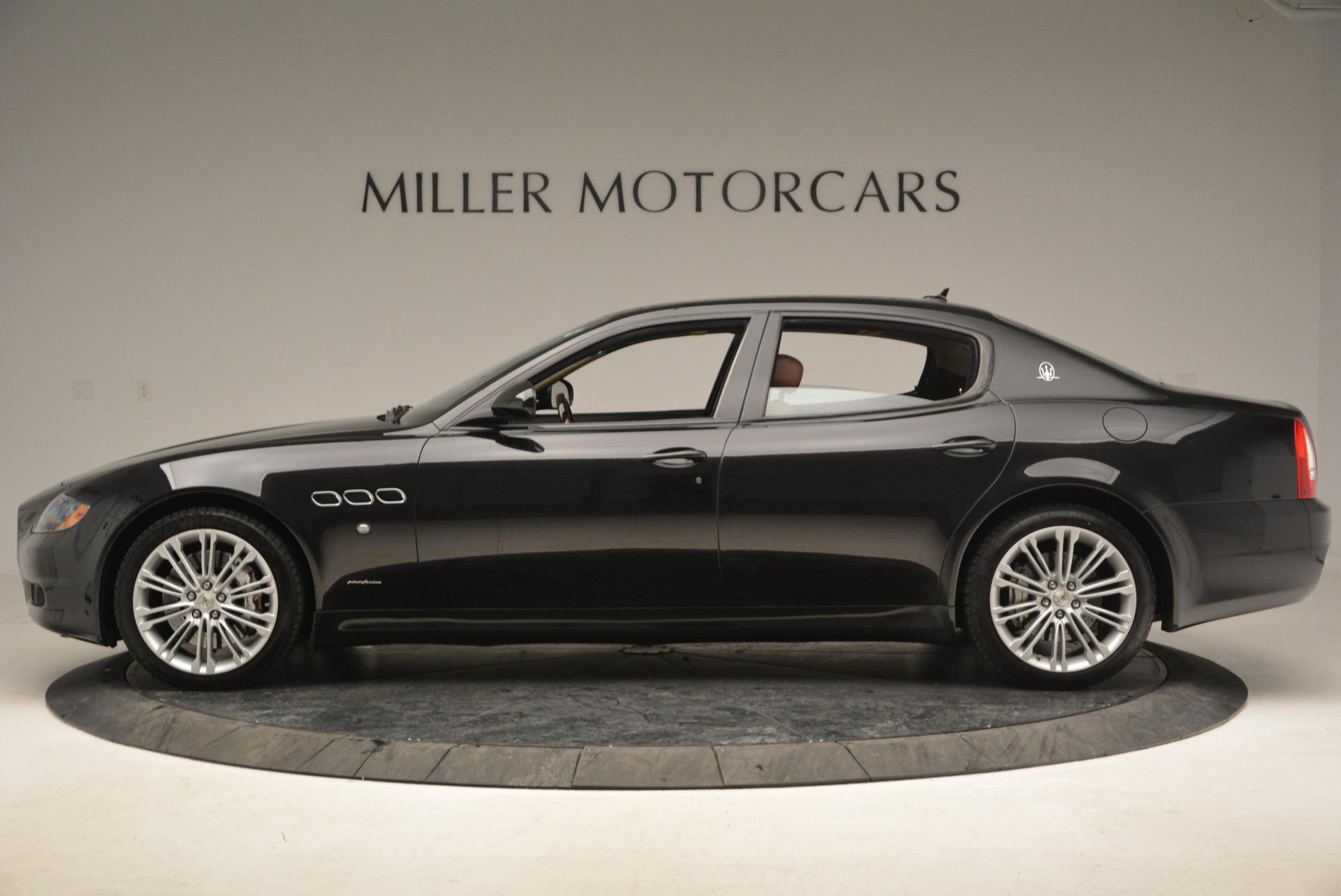Used 2013 Maserati Quattroporte S For Sale In Greenwich, CT 1012_p3