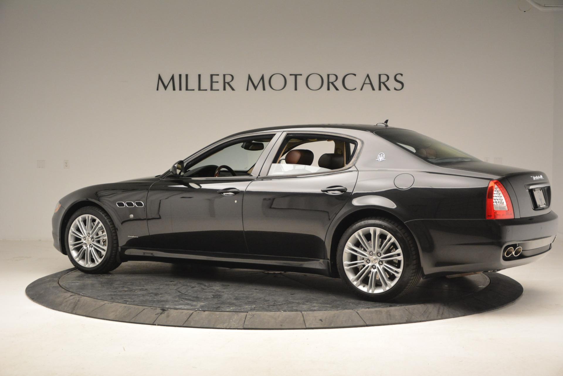 Used 2013 Maserati Quattroporte S For Sale In Greenwich, CT 1012_p4