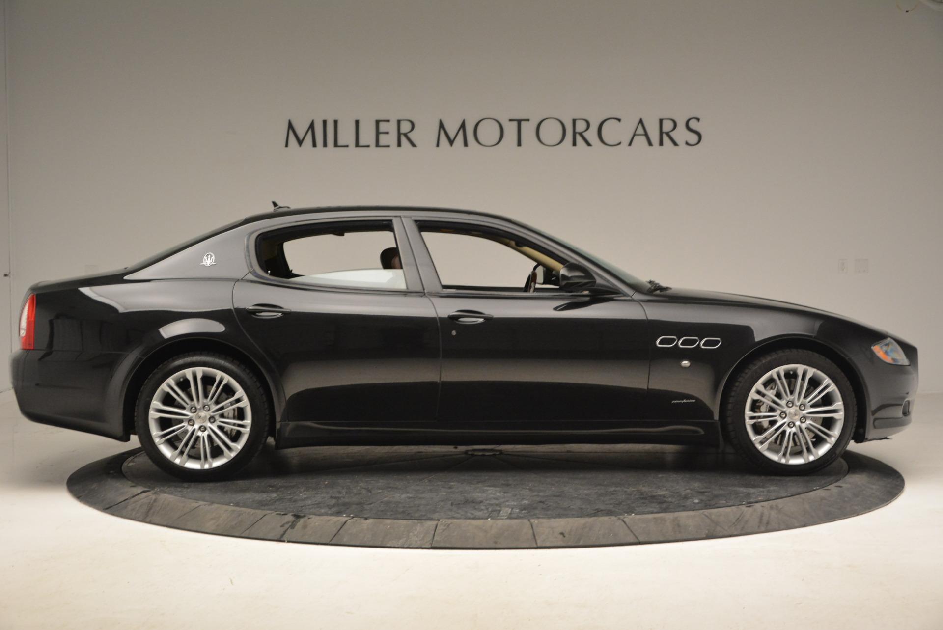 Used 2013 Maserati Quattroporte S For Sale In Greenwich, CT 1012_p9