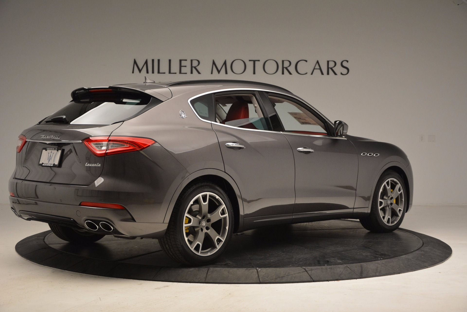 New 2017 Maserati Levante  For Sale In Greenwich, CT 1017_p8