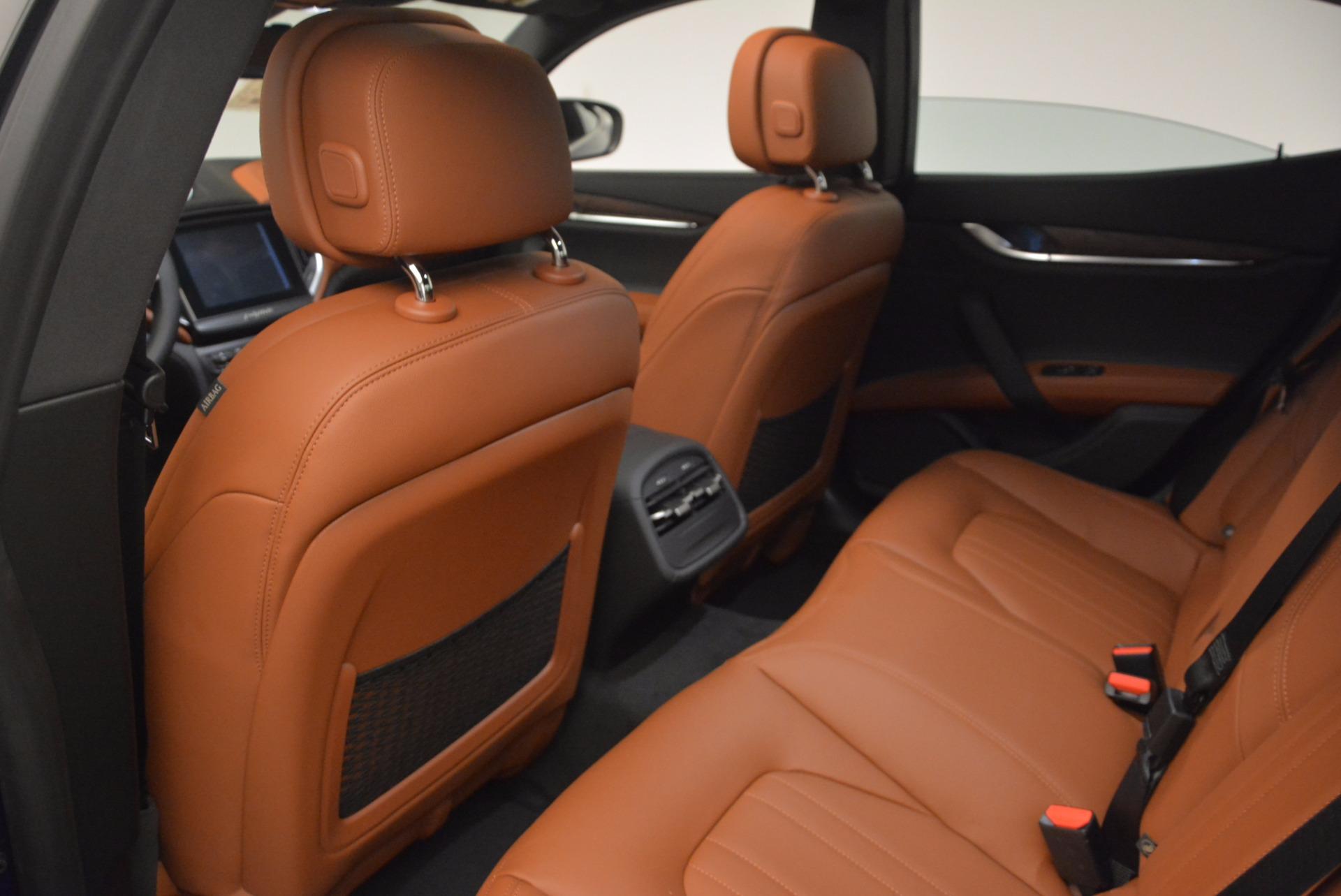 New 2017 Maserati Ghibli S Q4 EX-Loaner For Sale In Greenwich, CT 1018_p12