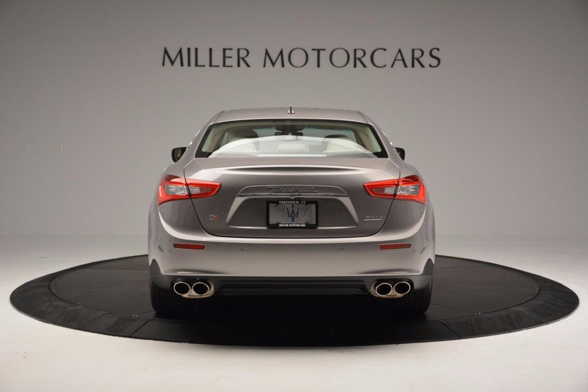 New 2017 Maserati Ghibli S Q4 EX-Loaner For Sale In Greenwich, CT 1018_p5