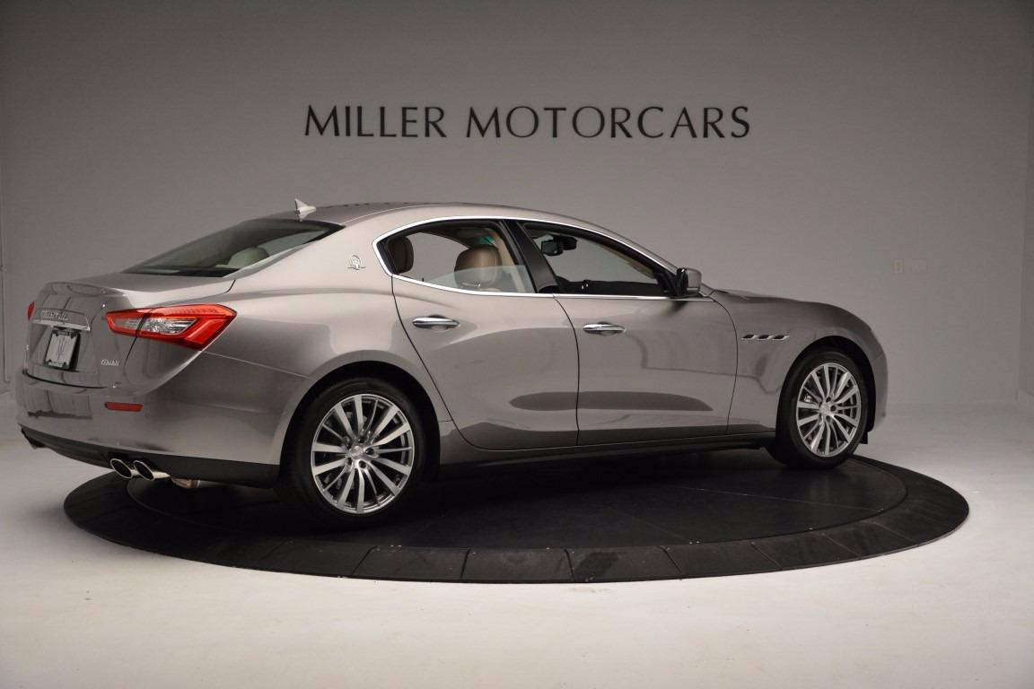 New 2017 Maserati Ghibli S Q4 EX-Loaner For Sale In Greenwich, CT 1018_p7