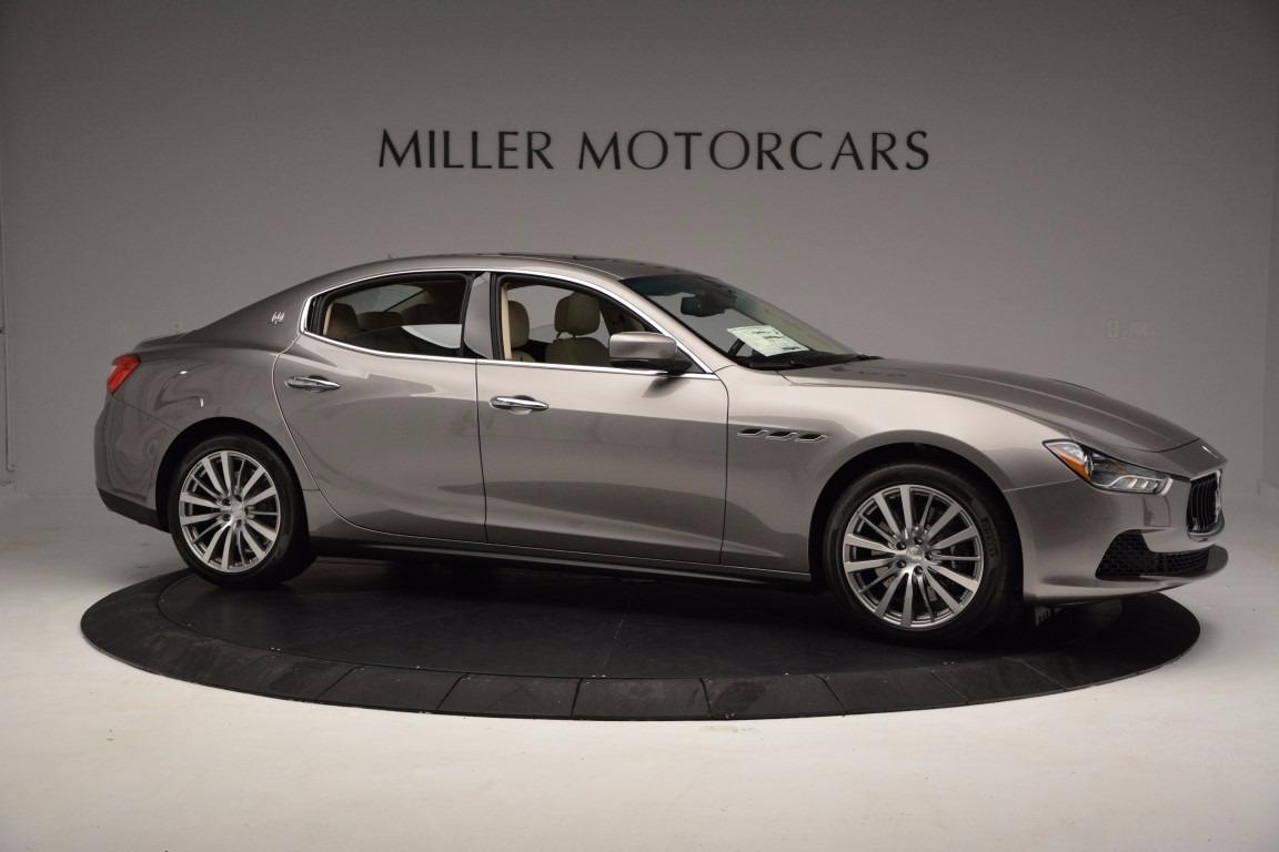 New 2017 Maserati Ghibli S Q4 EX-Loaner For Sale In Greenwich, CT 1018_p9