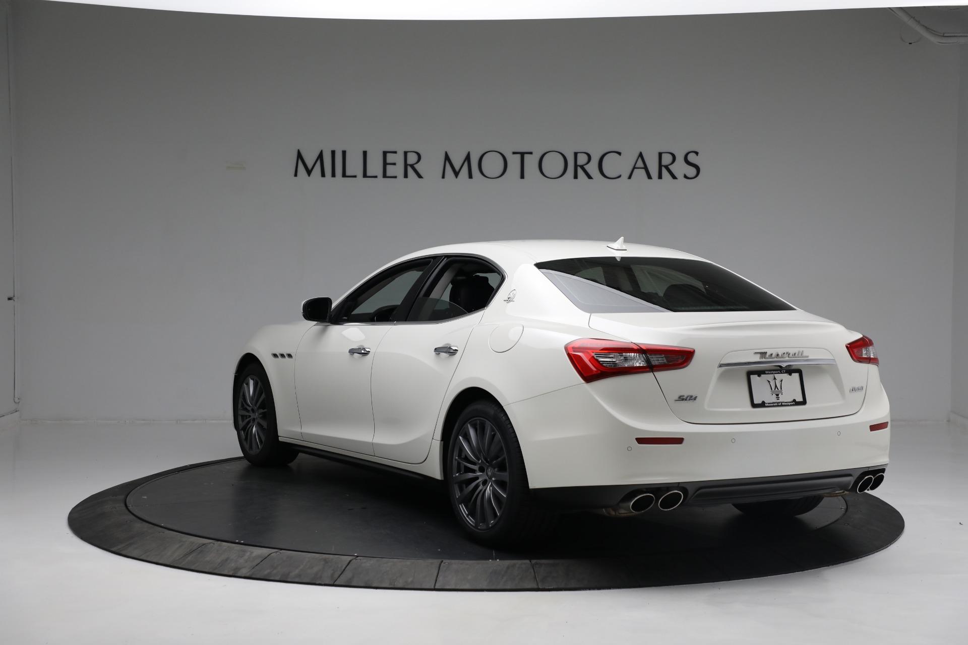New 2017 Maserati Ghibli S Q4 EX-Loaner For Sale In Greenwich, CT 1019_p5