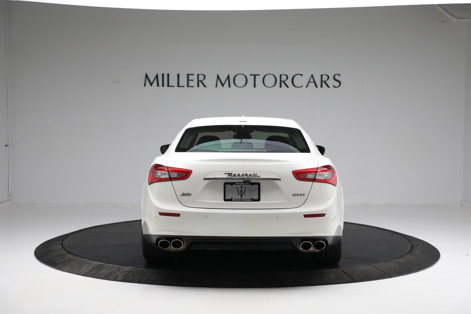 New 2017 Maserati Ghibli S Q4 EX-Loaner For Sale In Greenwich, CT 1019_p6