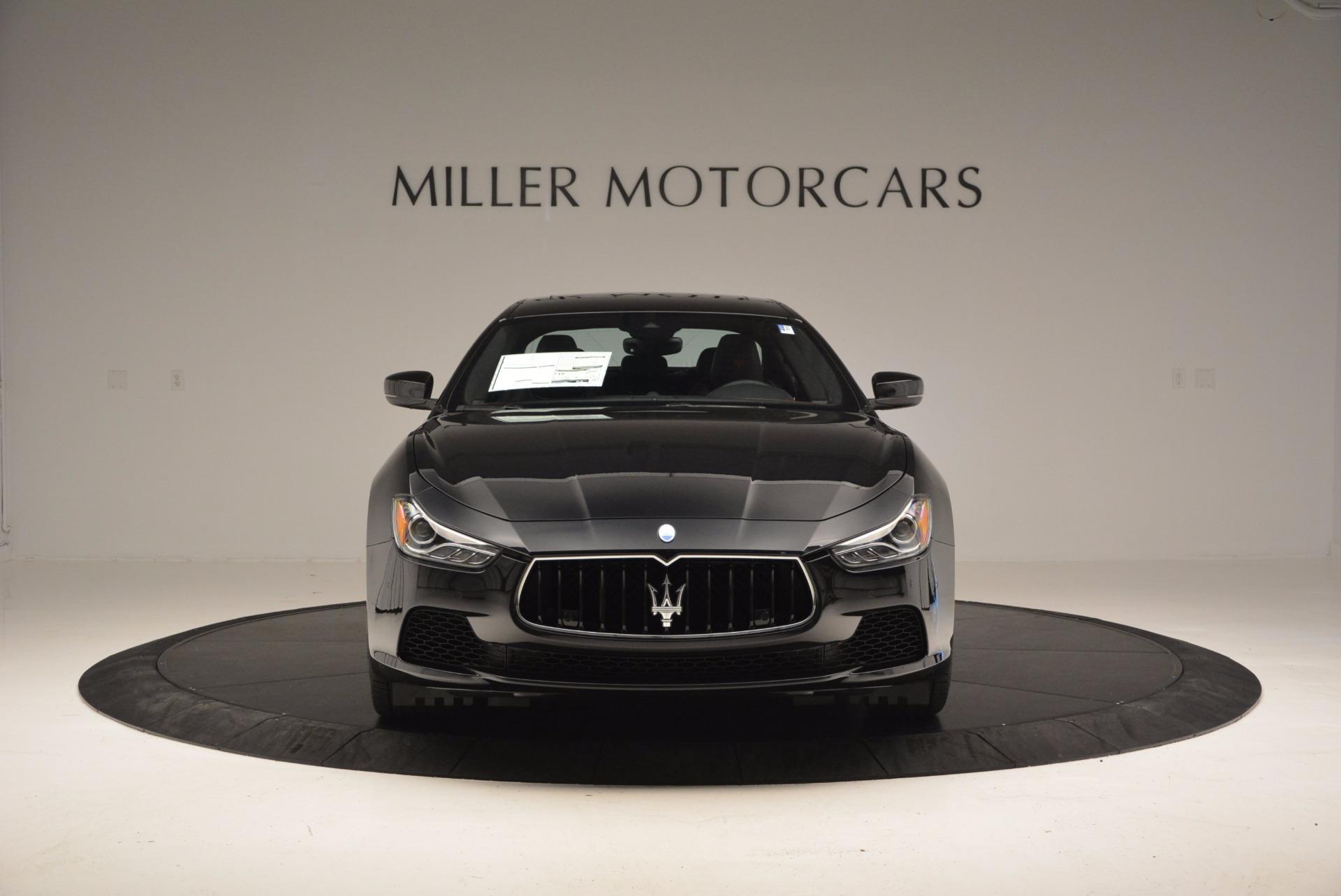 New 2017 Maserati Ghibli S Q4 For Sale In Greenwich, CT 1022_p12