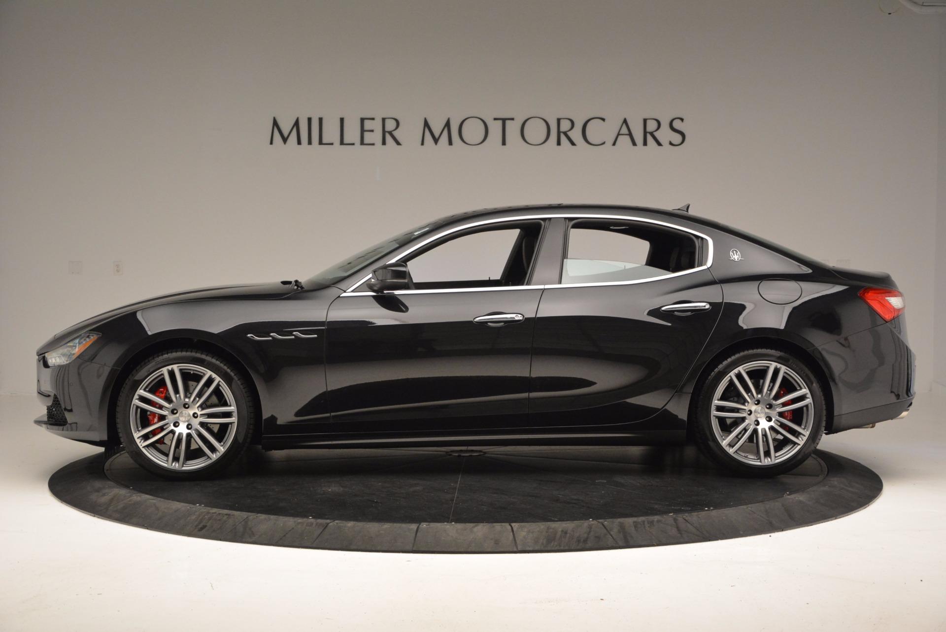 New 2017 Maserati Ghibli S Q4 For Sale In Greenwich, CT 1022_p3