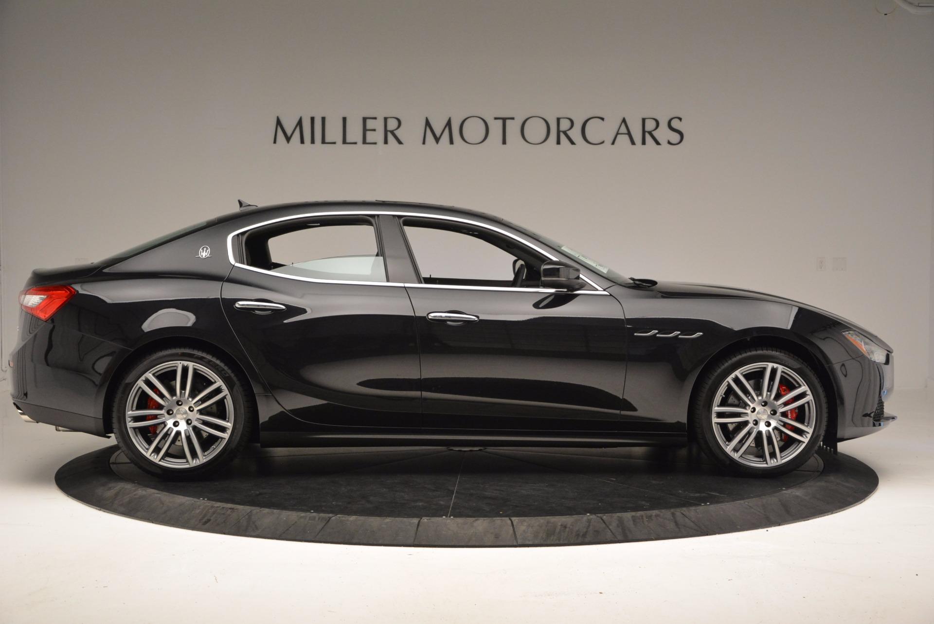 New 2017 Maserati Ghibli S Q4 For Sale In Greenwich, CT 1022_p9