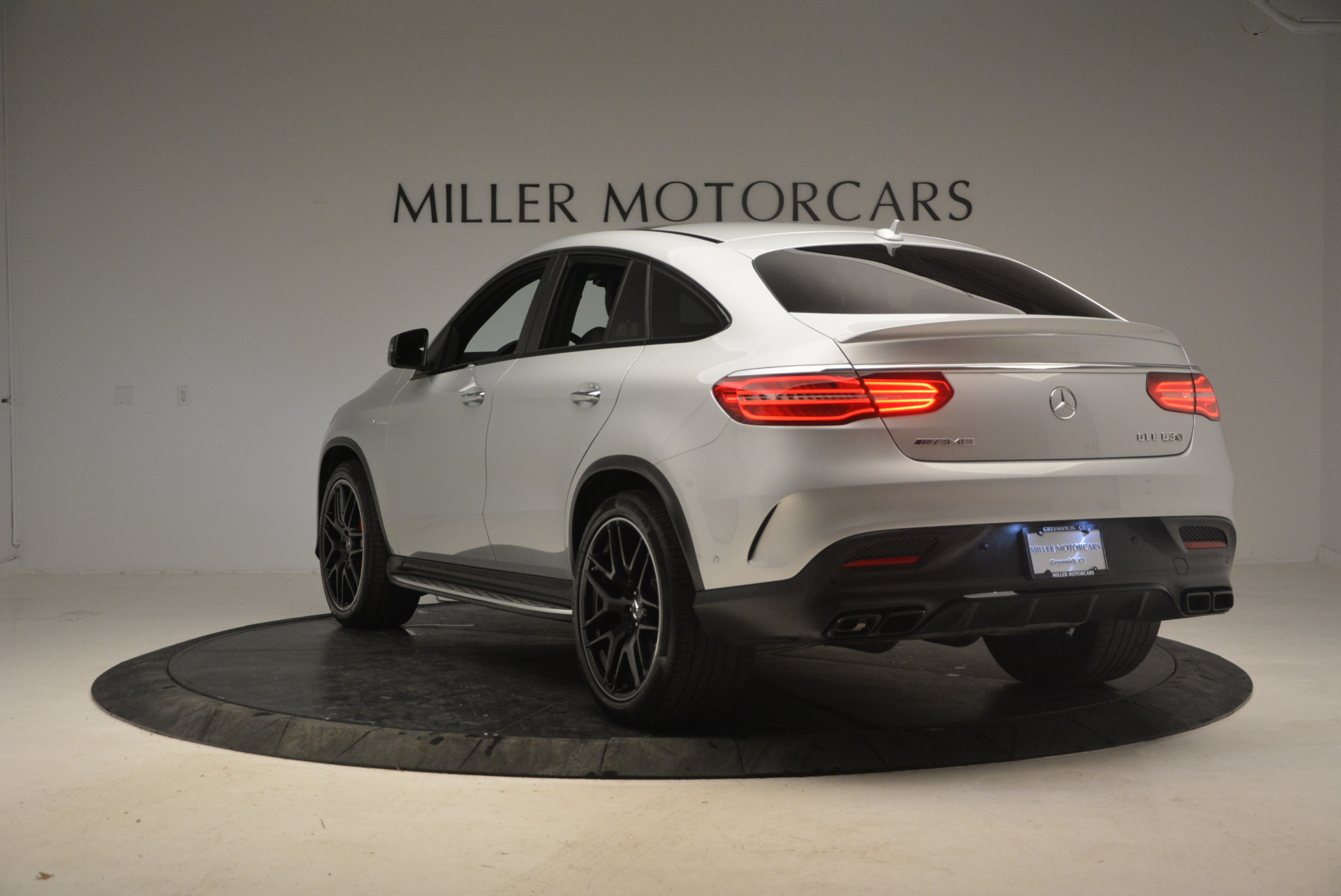 Used 2016 Mercedes Benz AMG GLE63 S For Sale In Greenwich, CT 1025_p5