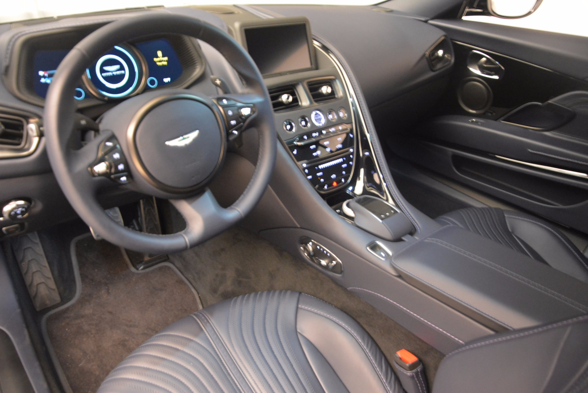 Used 2017 Aston Martin DB11 V12 Coupe For Sale In Greenwich, CT 1026_p14