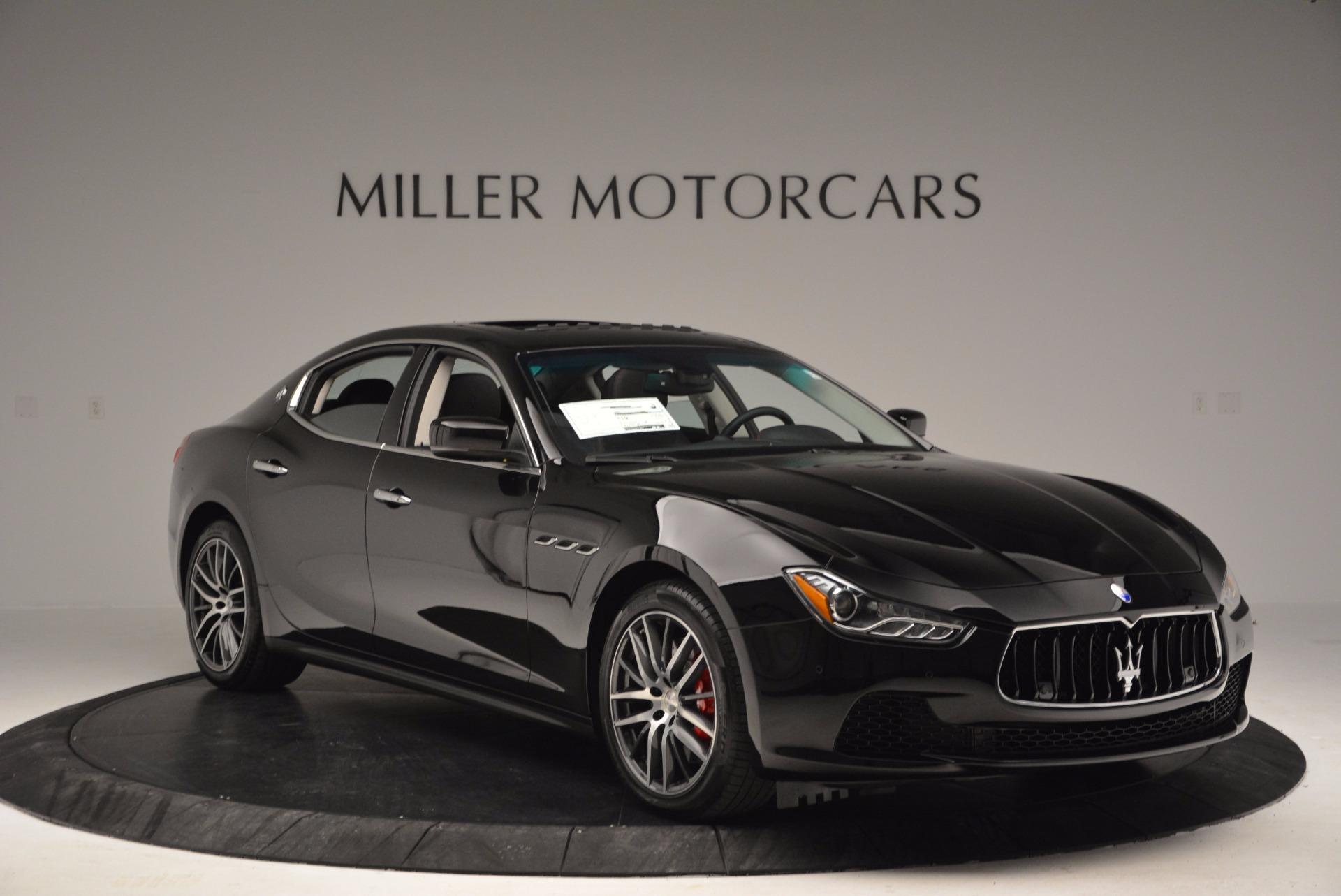 New 2017 Maserati Ghibli S Q4 For Sale In Greenwich, CT 1029_p11