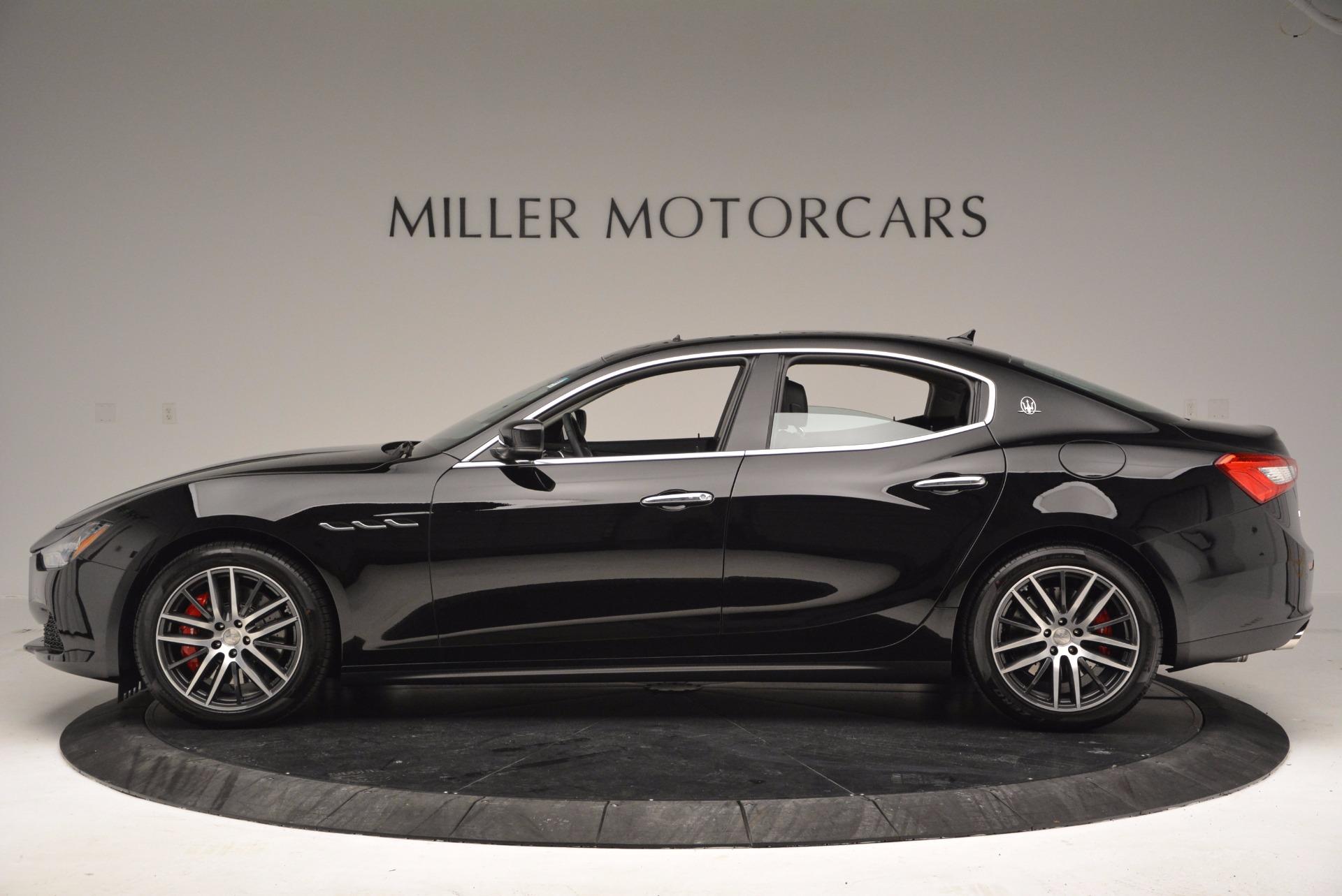 New 2017 Maserati Ghibli S Q4 For Sale In Greenwich, CT 1029_p3