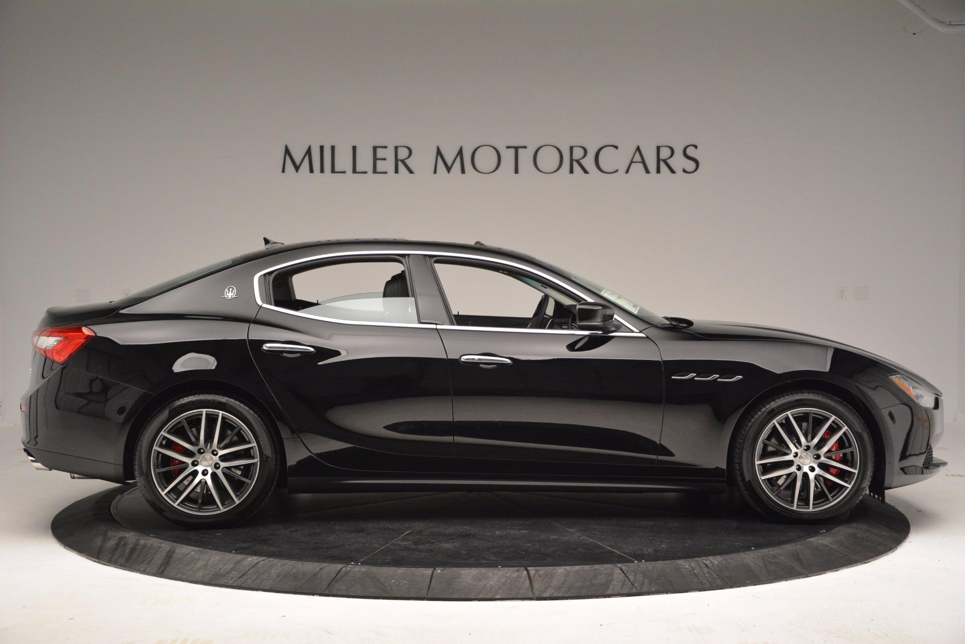 New 2017 Maserati Ghibli S Q4 For Sale In Greenwich, CT 1029_p9