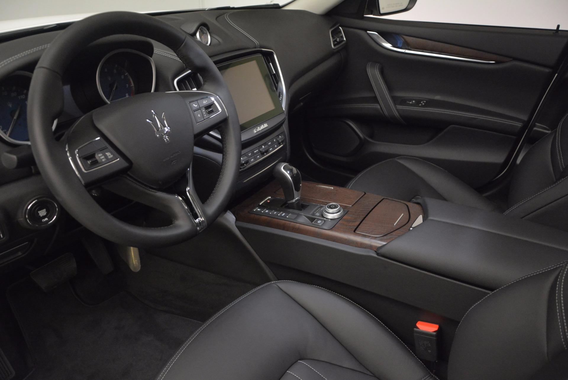 New 2017 Maserati Ghibli S Q4 For Sale In Greenwich, CT 1030_p13