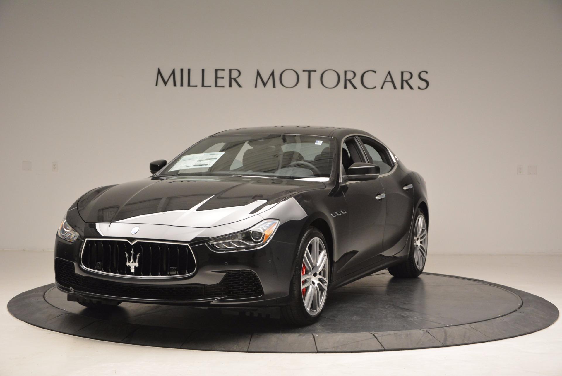 New 2017 Maserati Ghibli SQ4 For Sale In Greenwich, CT 1033_main