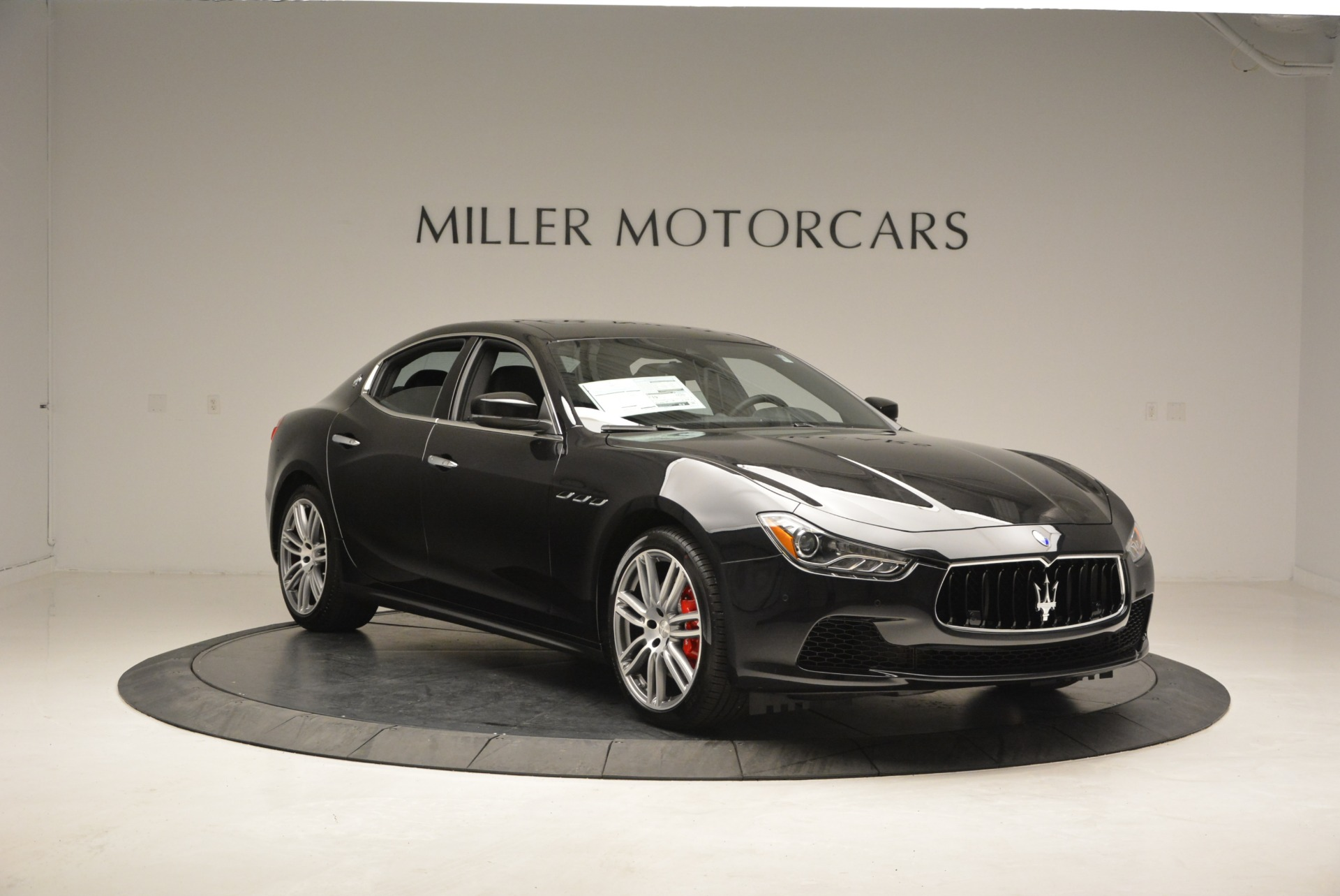 New 2017 Maserati Ghibli SQ4 For Sale In Greenwich, CT 1033_p11