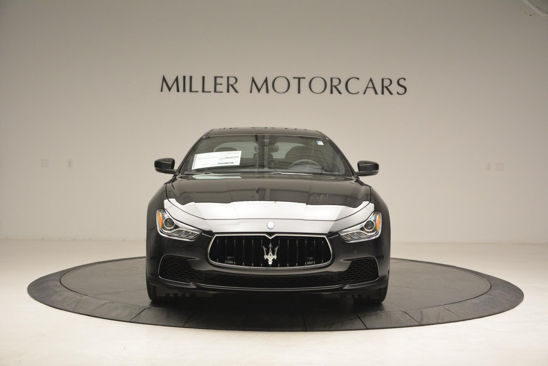 New 2017 Maserati Ghibli SQ4 For Sale In Greenwich, CT 1033_p12