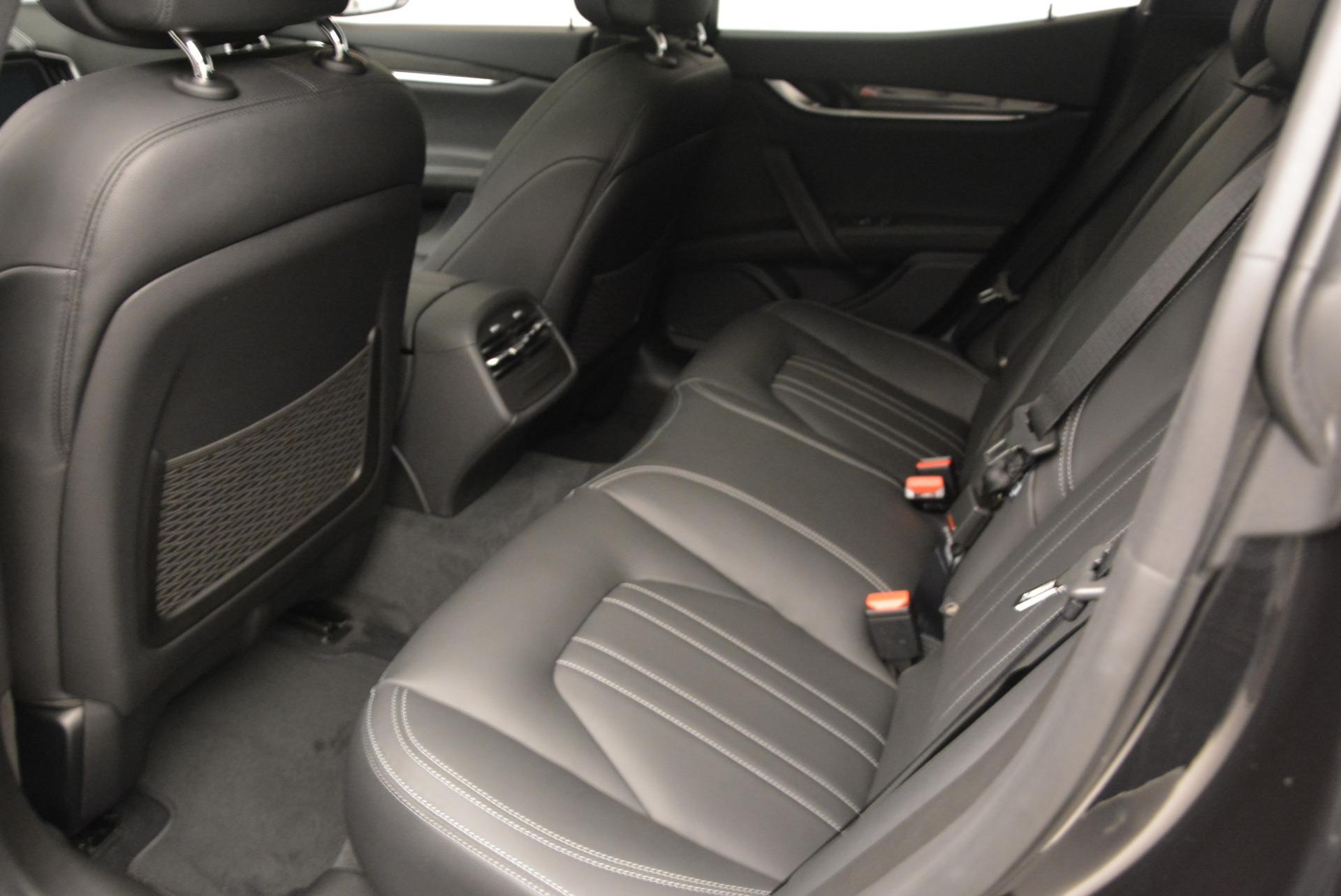 New 2017 Maserati Ghibli SQ4 For Sale In Greenwich, CT 1033_p17