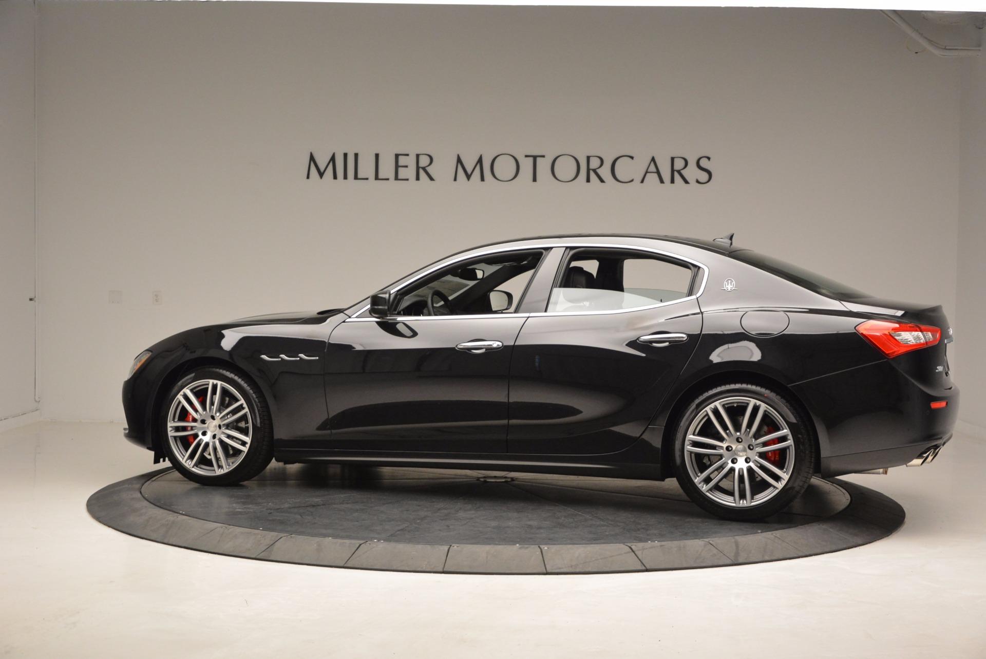 New 2017 Maserati Ghibli SQ4 For Sale In Greenwich, CT 1033_p4