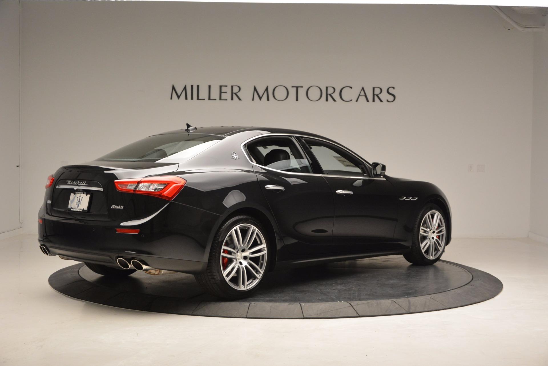 New 2017 Maserati Ghibli SQ4 For Sale In Greenwich, CT 1033_p8