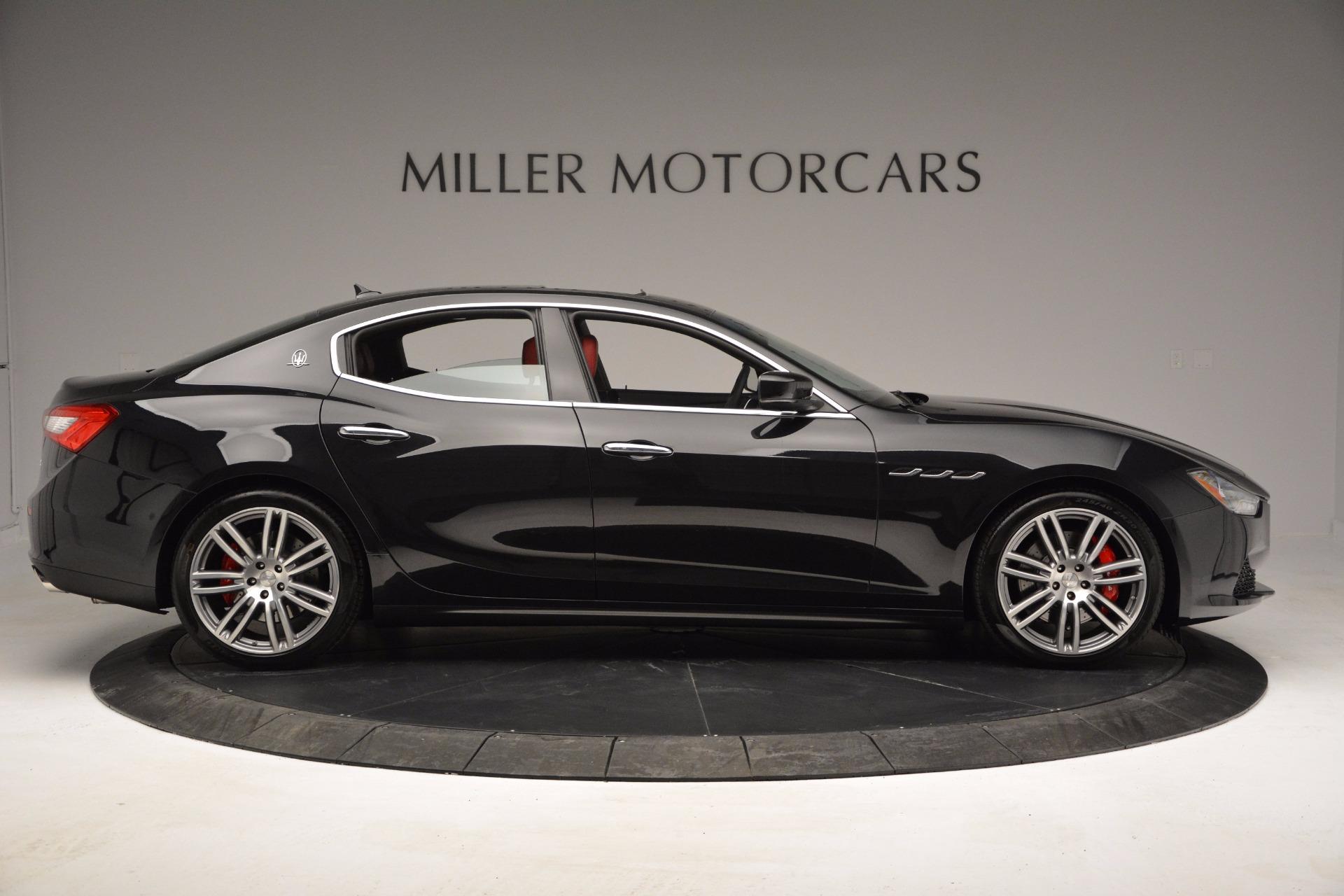 New 2017 Maserati Ghibli S Q4 For Sale In Greenwich, CT 1037_p10