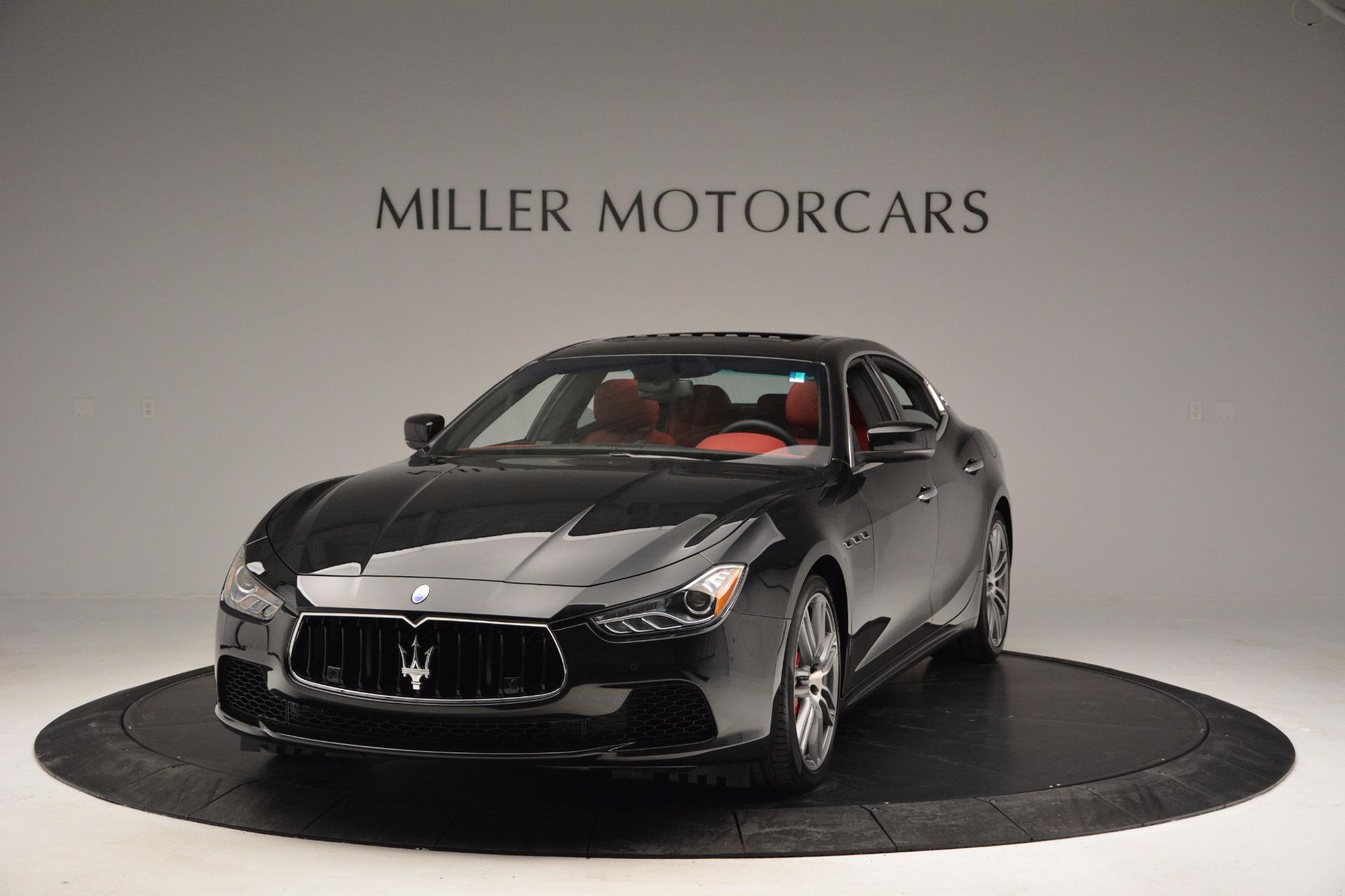 New 2017 Maserati Ghibli S Q4 For Sale In Greenwich, CT 1037_p14