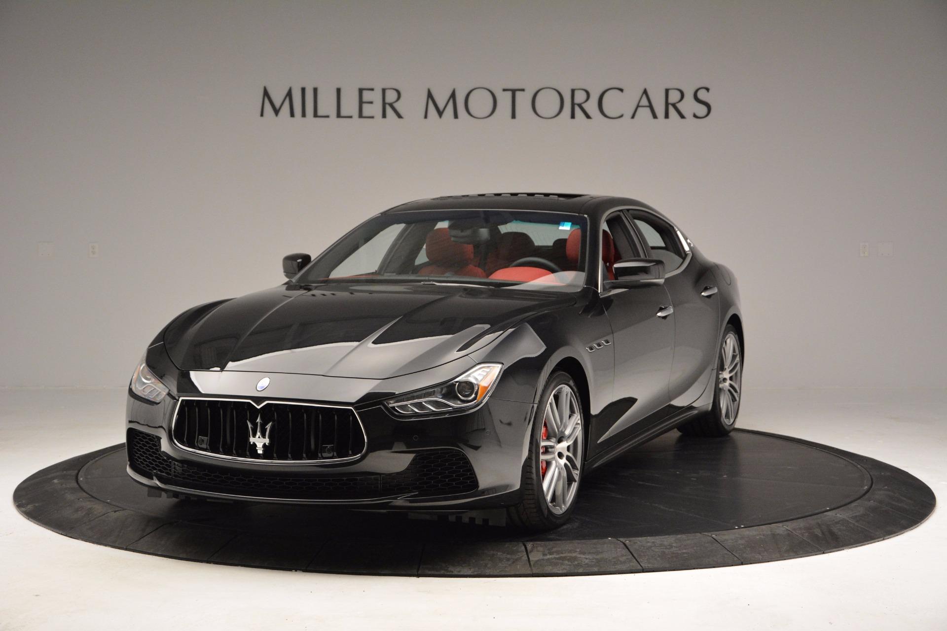New 2017 Maserati Ghibli S Q4 For Sale In Greenwich, CT 1037_p16