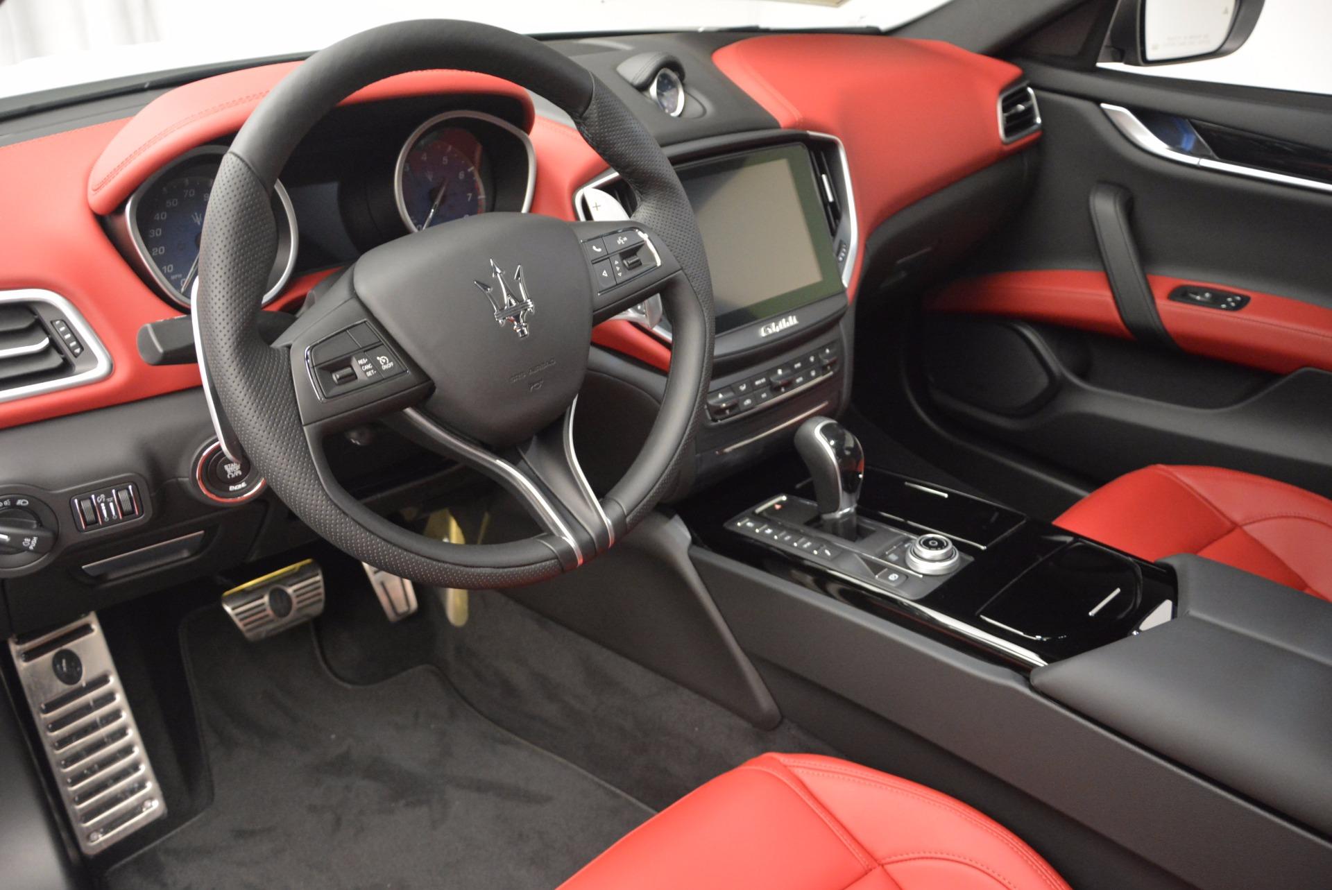 New 2017 Maserati Ghibli S Q4 For Sale In Greenwich, CT 1037_p19