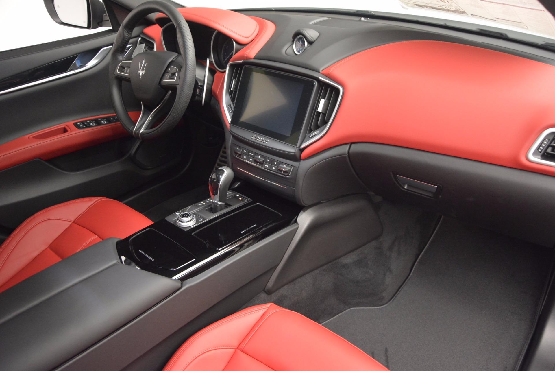 New 2017 Maserati Ghibli S Q4 For Sale In Greenwich, CT 1037_p29