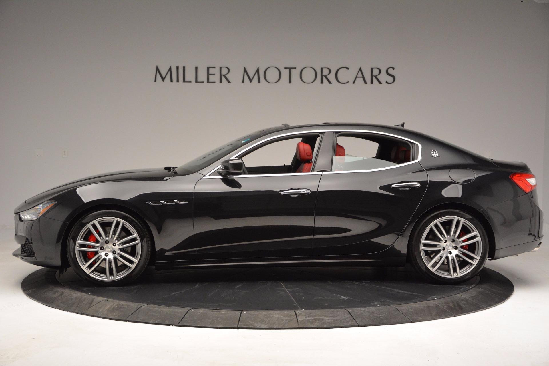 New 2017 Maserati Ghibli S Q4 For Sale In Greenwich, CT 1037_p4