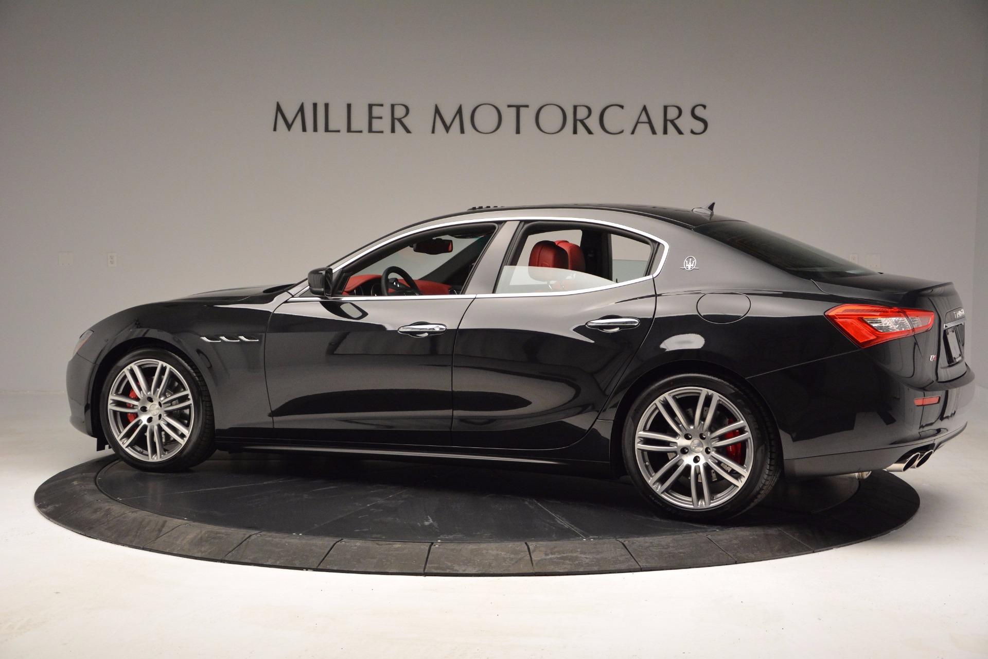 New 2017 Maserati Ghibli S Q4 For Sale In Greenwich, CT 1037_p5