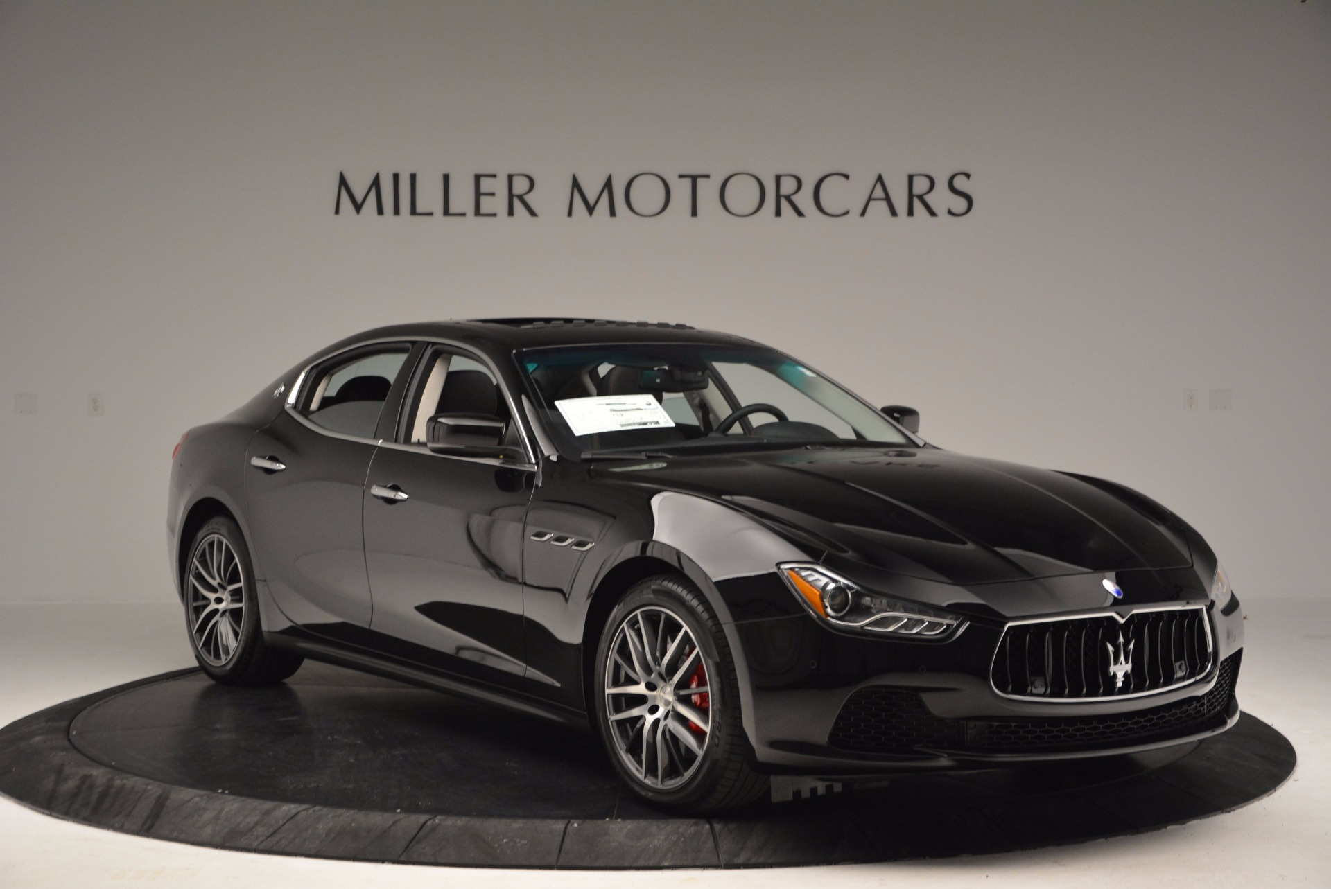 New 2017 Maserati Ghibli S Q4 For Sale In Greenwich, CT 1038_p10