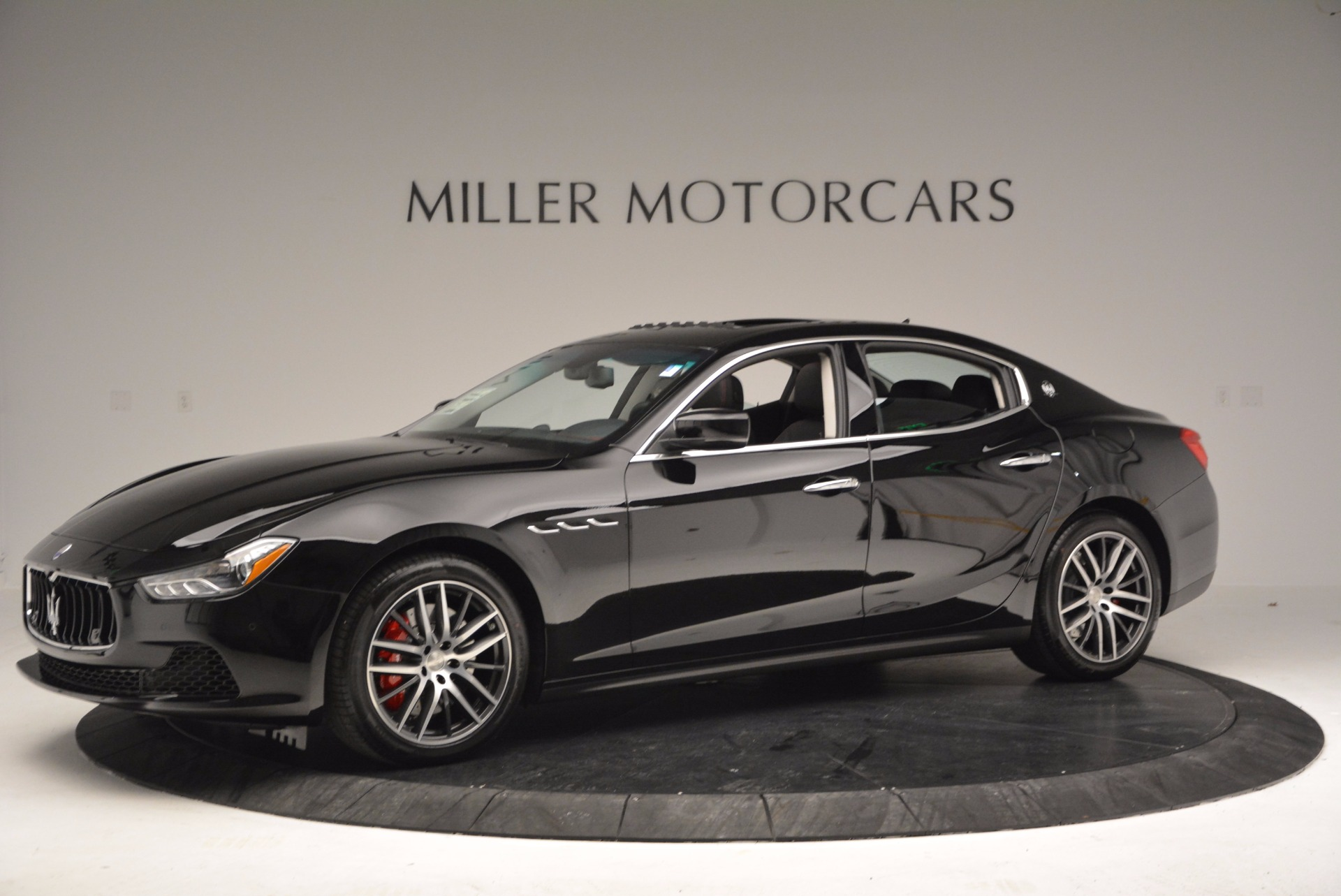 New 2017 Maserati Ghibli S Q4 For Sale In Greenwich, CT 1038_p2