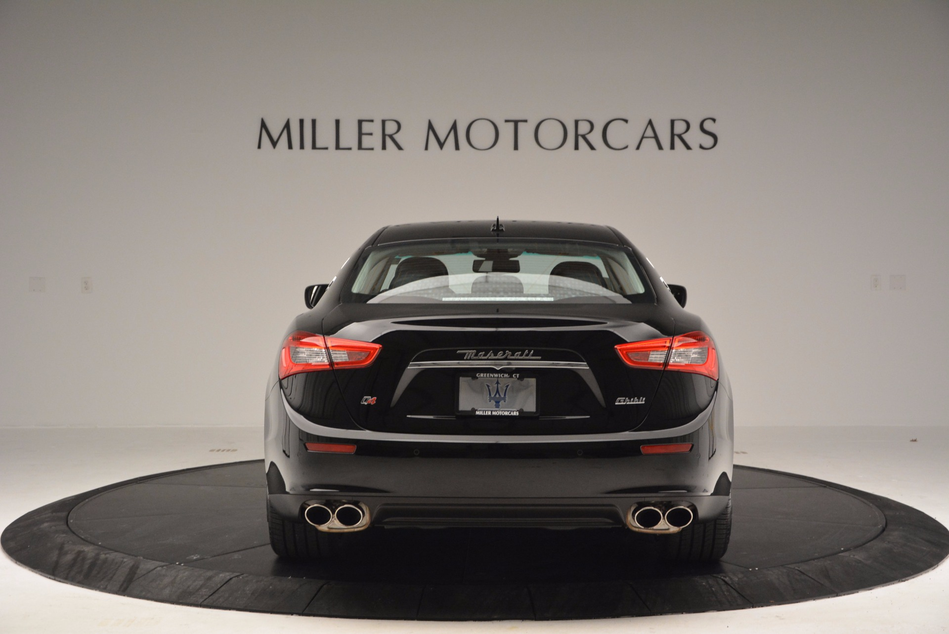 New 2017 Maserati Ghibli S Q4 For Sale In Greenwich, CT 1038_p5