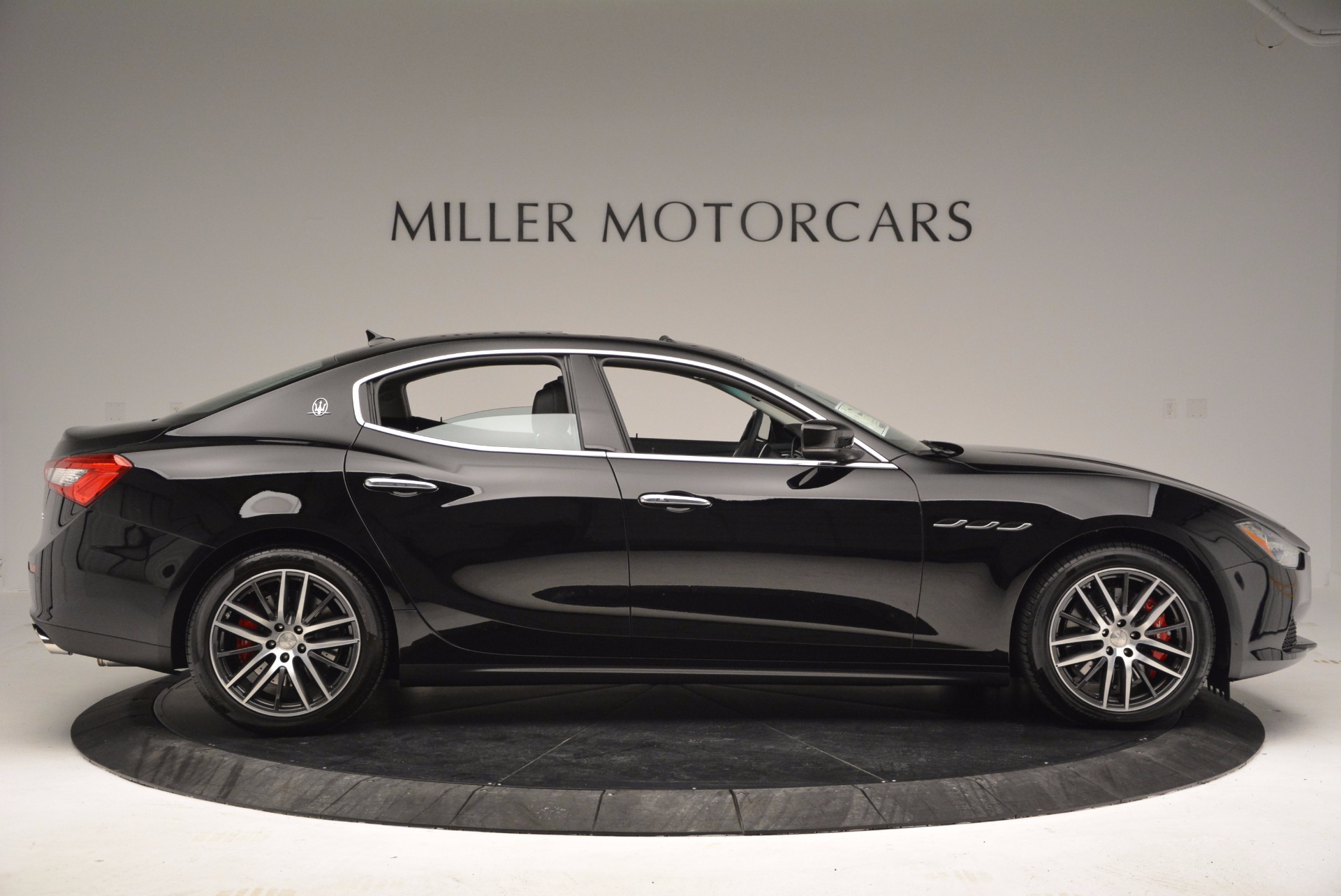 New 2017 Maserati Ghibli S Q4 For Sale In Greenwich, CT 1038_p8