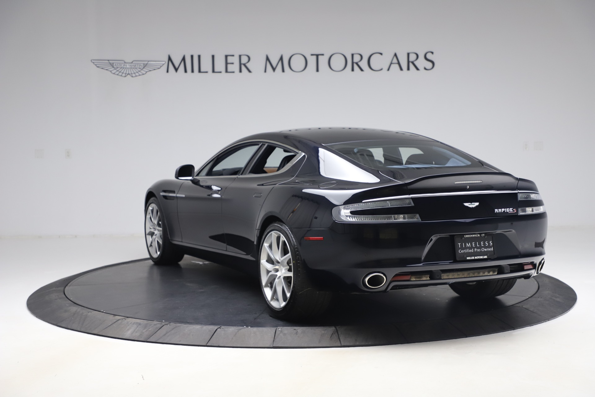 New 2016 Aston Martin Rapide S Base For Sale In Greenwich, CT 104_p4