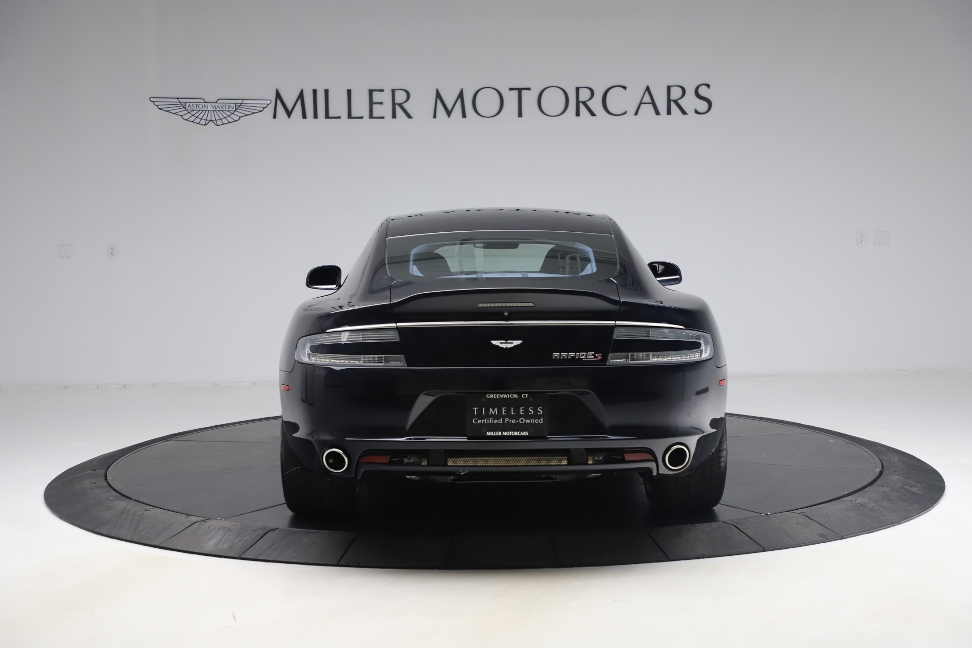 New 2016 Aston Martin Rapide S Base For Sale In Greenwich, CT 104_p5