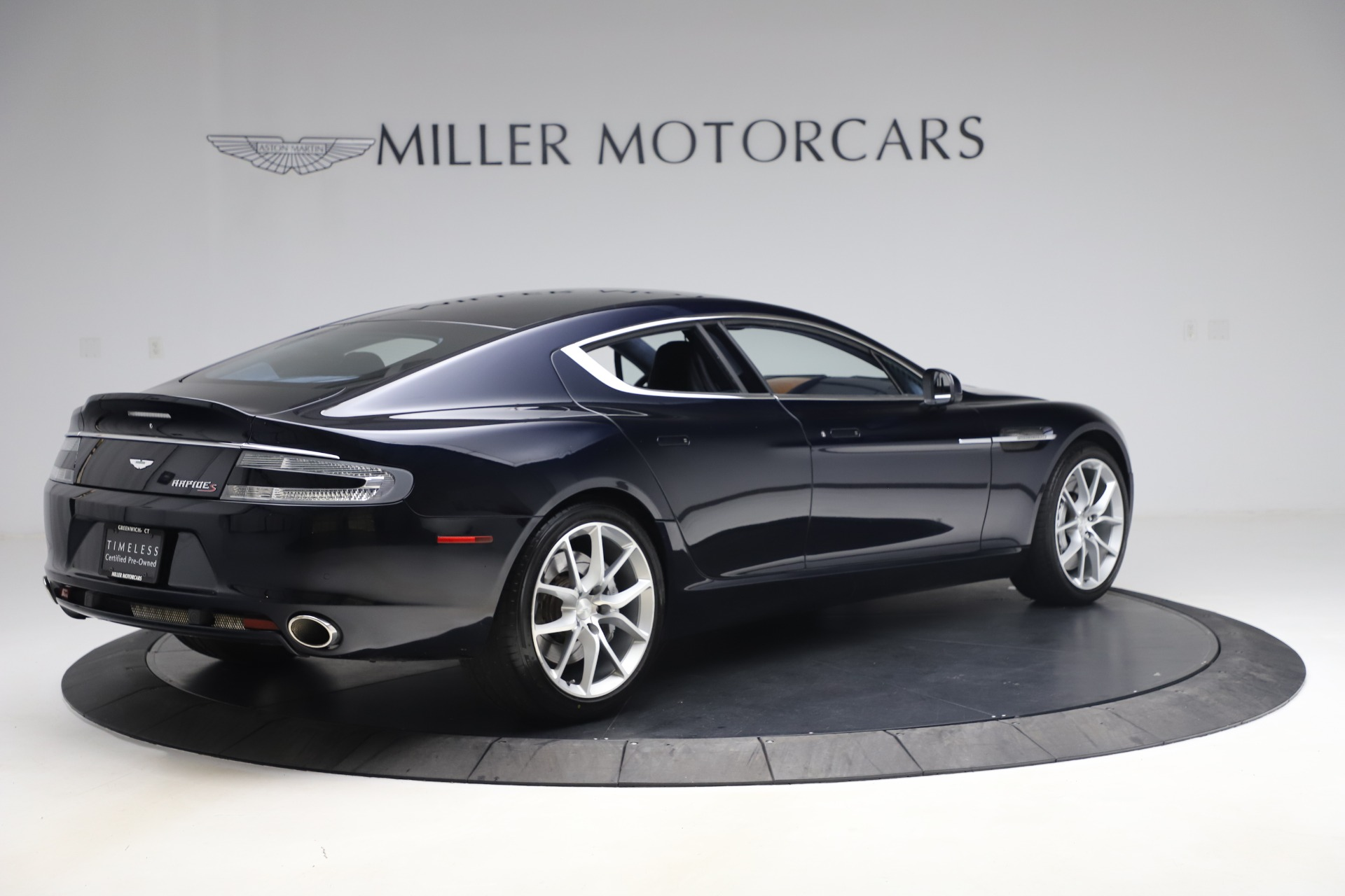 New 2016 Aston Martin Rapide S Base For Sale In Greenwich, CT 104_p7