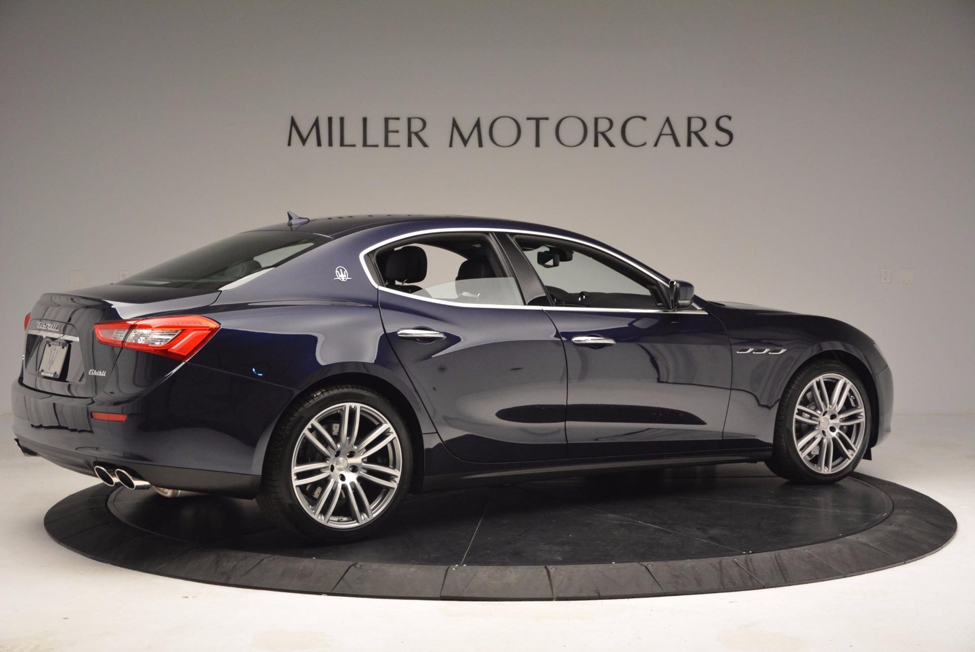 New 2017 Maserati Ghibli S Q4 For Sale In Greenwich, CT 1041_p8
