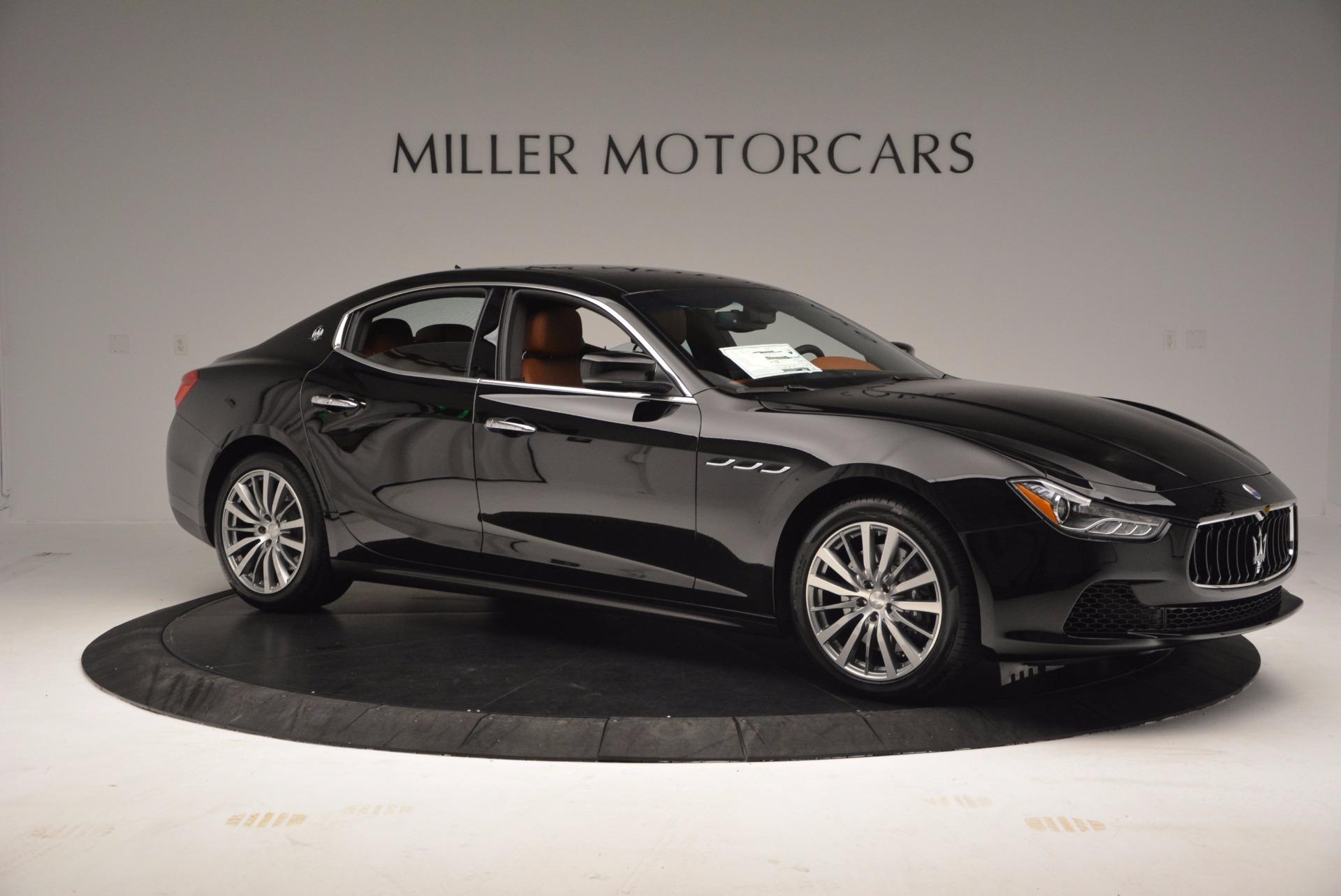New 2017 Maserati Ghibli SQ4 For Sale In Greenwich, CT 1043_p10