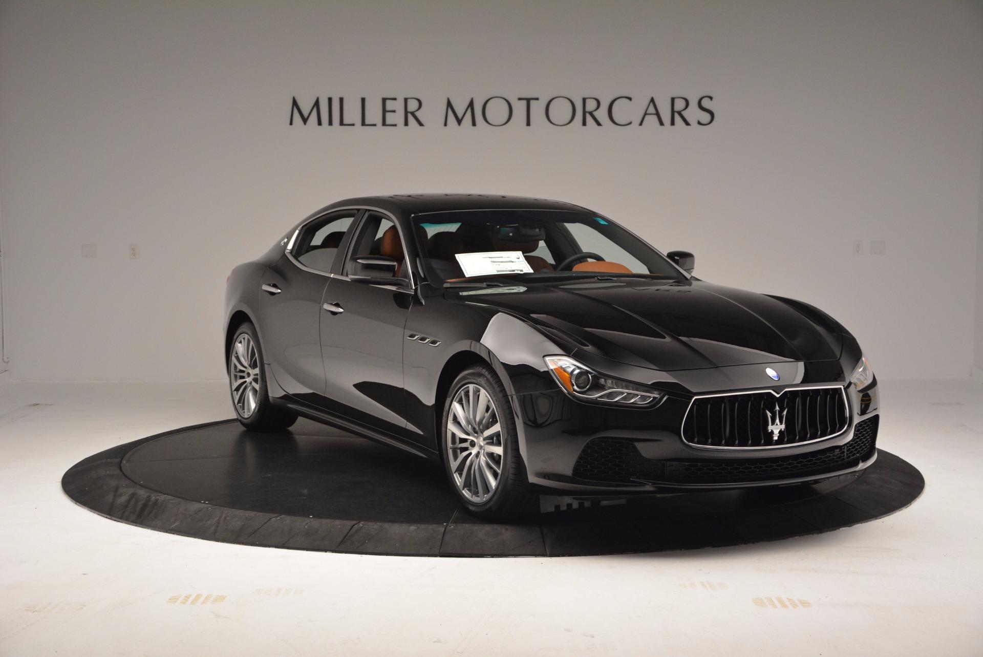 New 2017 Maserati Ghibli SQ4 For Sale In Greenwich, CT 1043_p11
