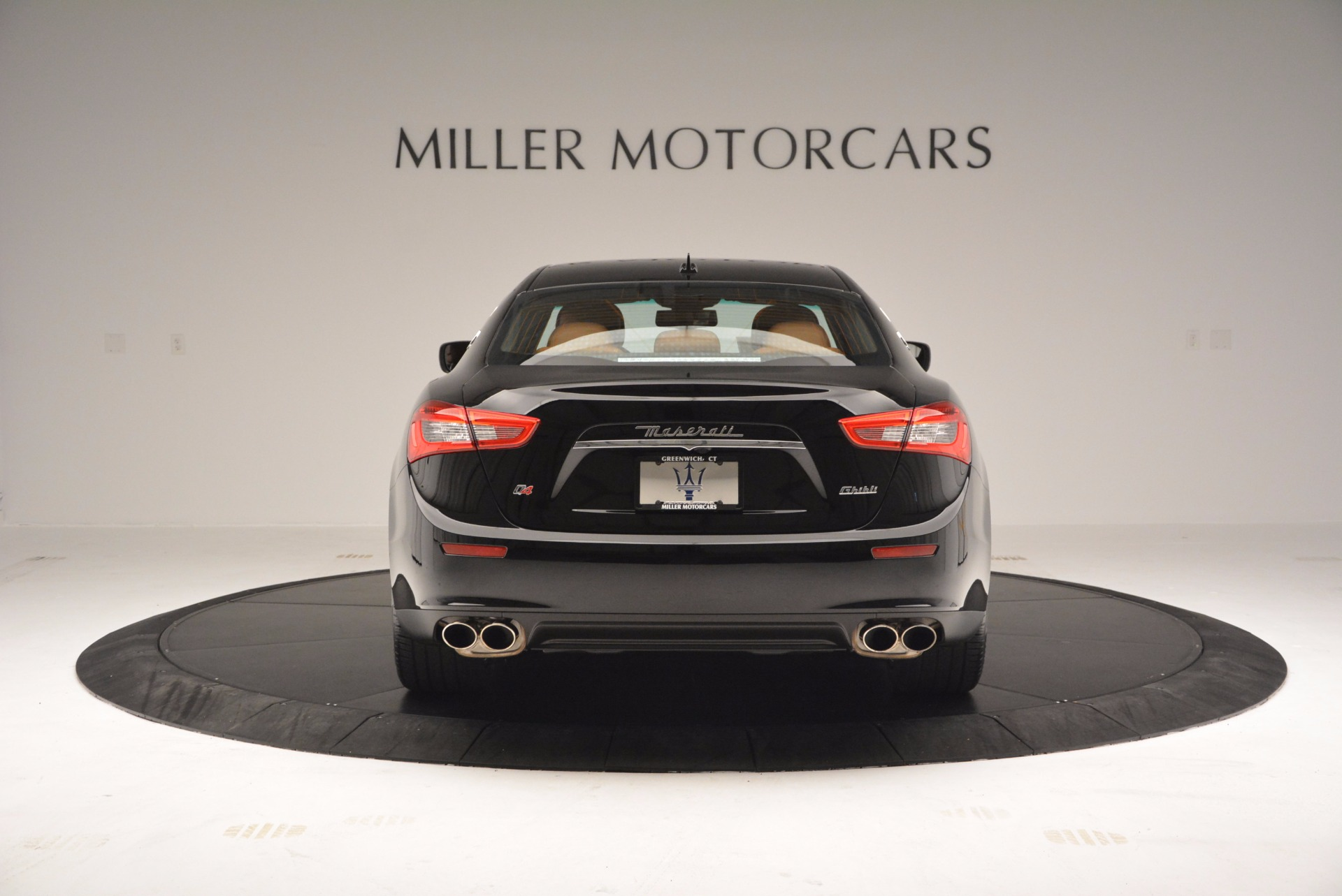 New 2017 Maserati Ghibli SQ4 For Sale In Greenwich, CT 1043_p6