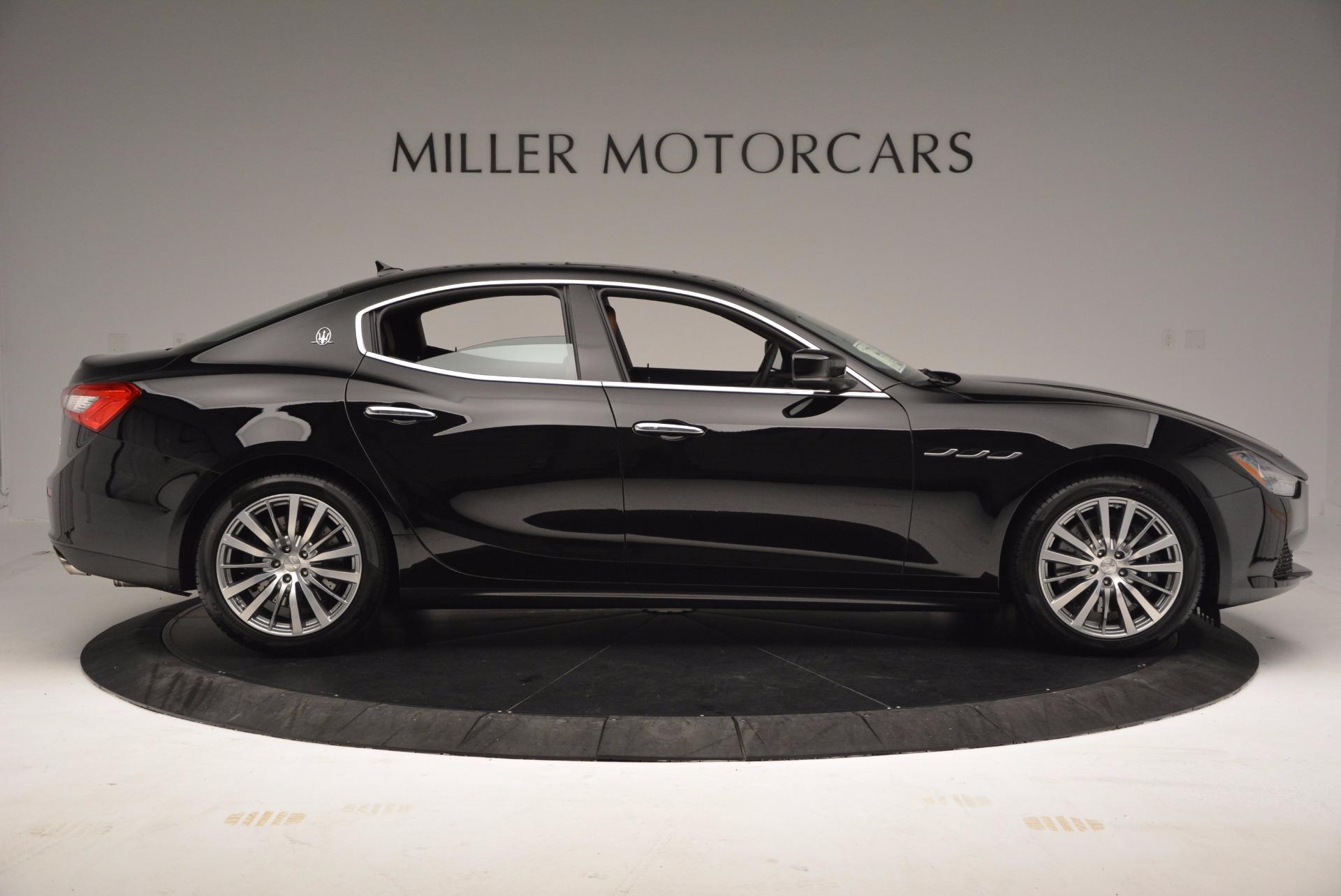 New 2017 Maserati Ghibli SQ4 For Sale In Greenwich, CT 1043_p9