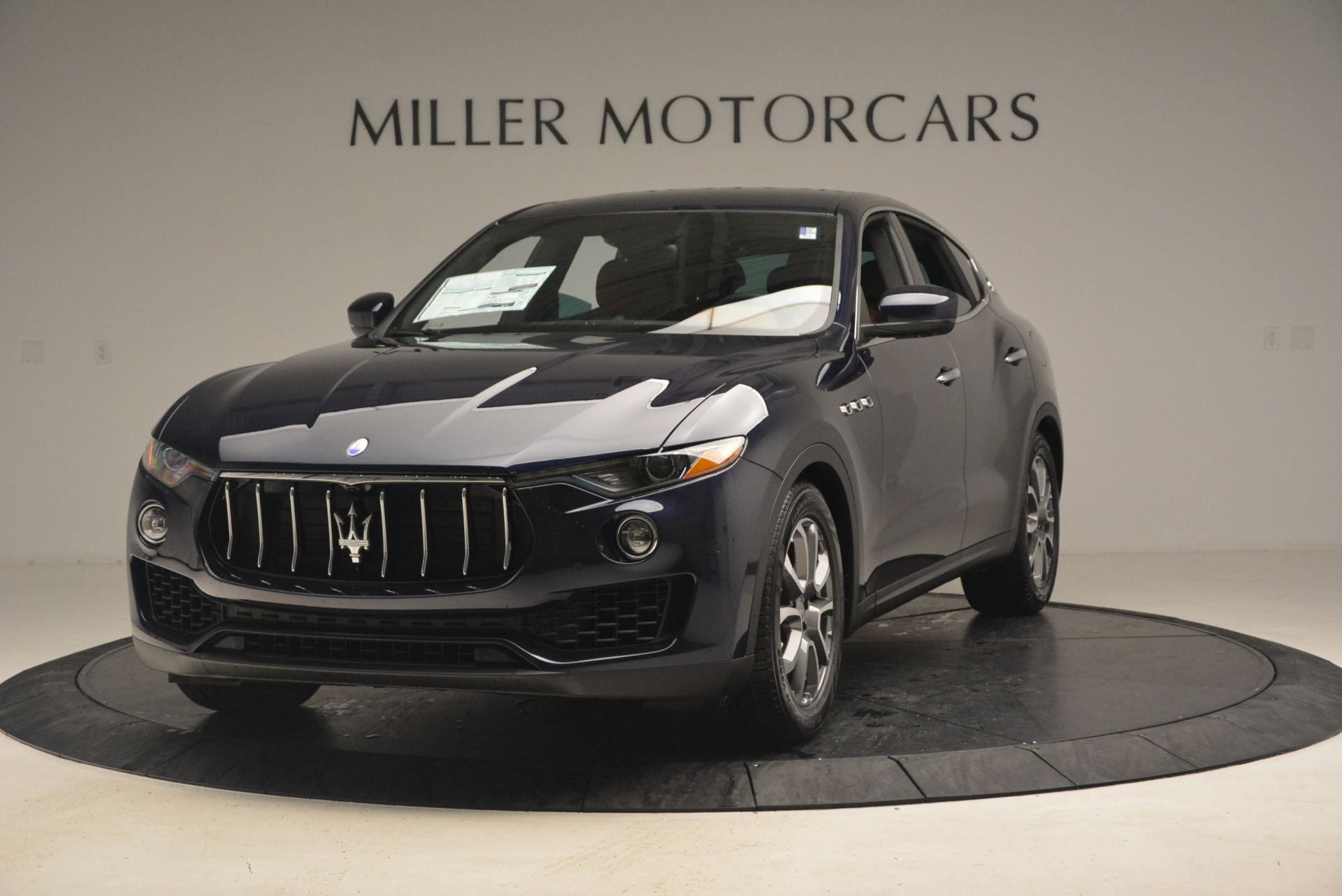 New 2017 Maserati Levante  For Sale In Greenwich, CT