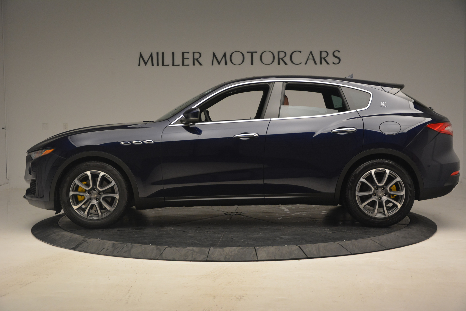 New 2017 Maserati Levante  For Sale In Greenwich, CT 1045_p3