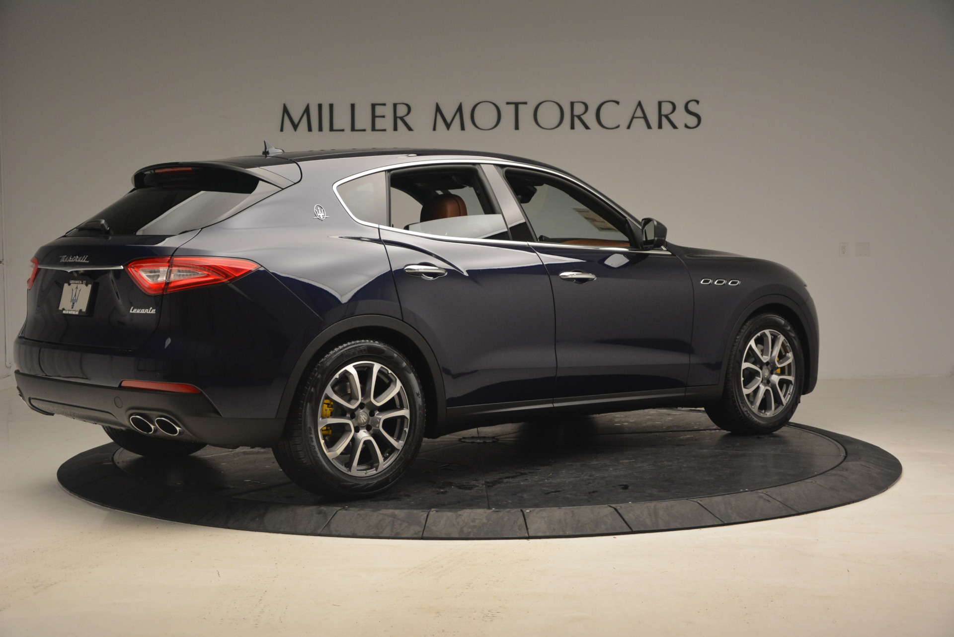 New 2017 Maserati Levante  For Sale In Greenwich, CT 1045_p8