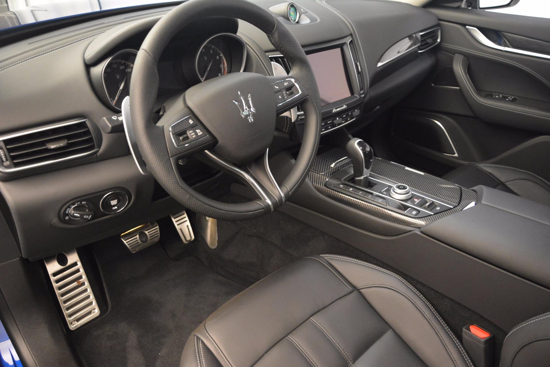 Used 2017 Maserati Levante  For Sale In Greenwich, CT 1046_p13