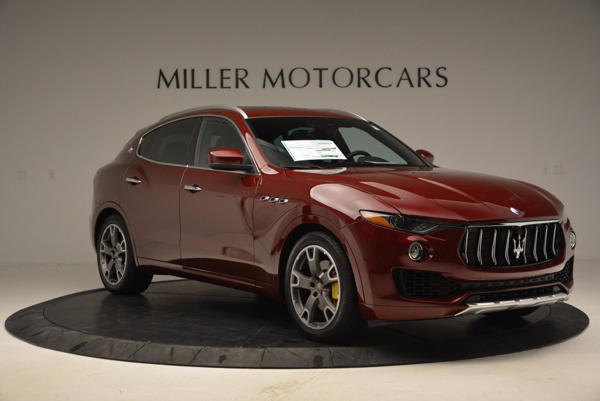 New 2017 Maserati Levante  For Sale In Greenwich, CT 1047_p11